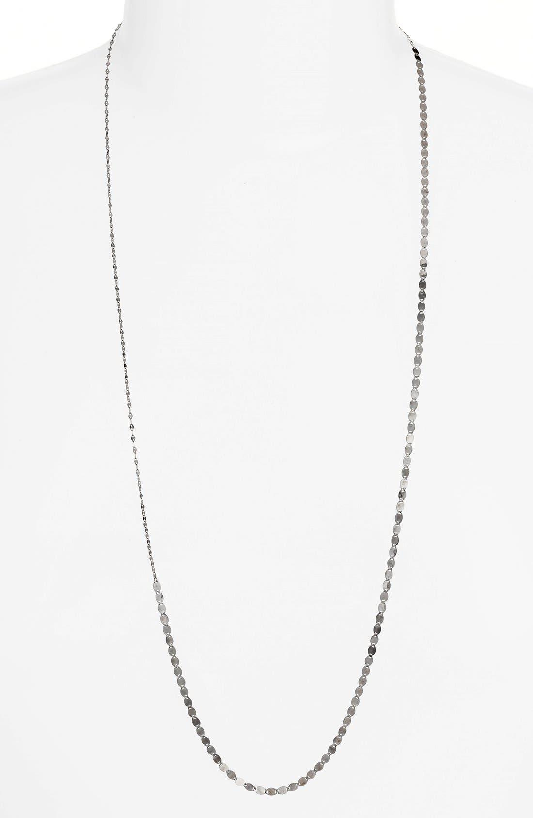 'Long Vanity' Strand Necklace,                             Main thumbnail 2, color,