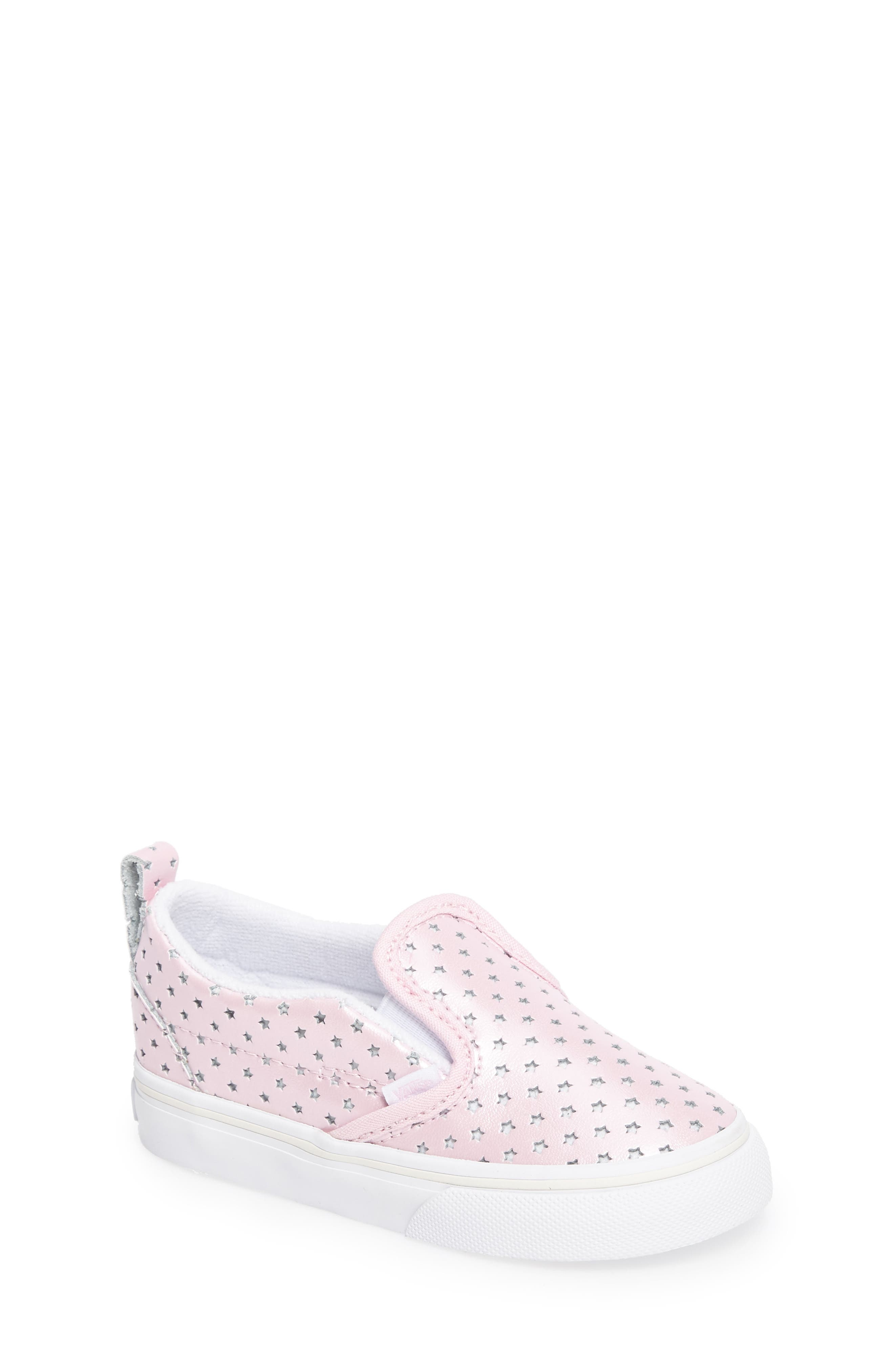 Classic Perforated Slip-On Sneaker,                         Main,                         color, 650
