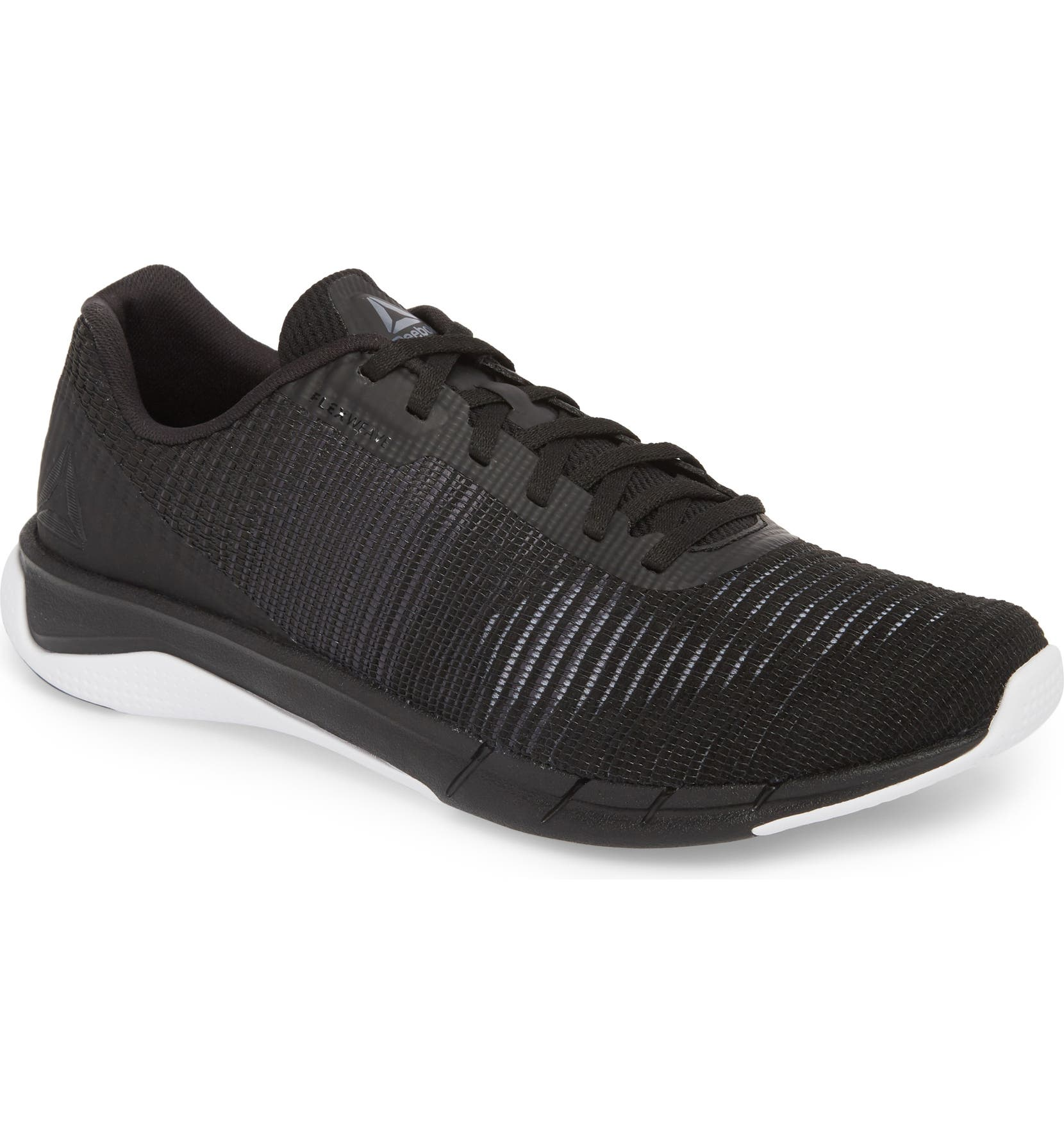 Reebok Fast Flexweave™ Running Shoe (Men)  f78571237