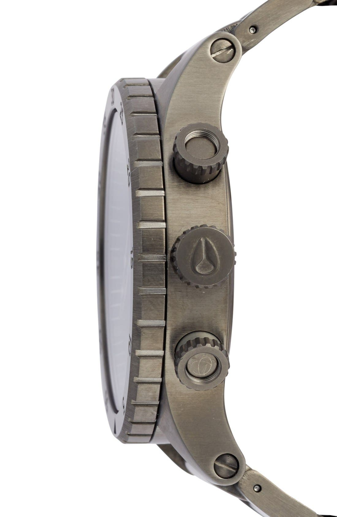 'The 48-20' Chronograph Watch, 48mm,                             Alternate thumbnail 4, color,                             001