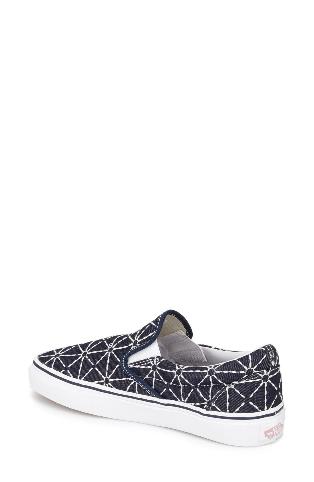 Classic Slip-On Sneaker,                             Alternate thumbnail 336, color,
