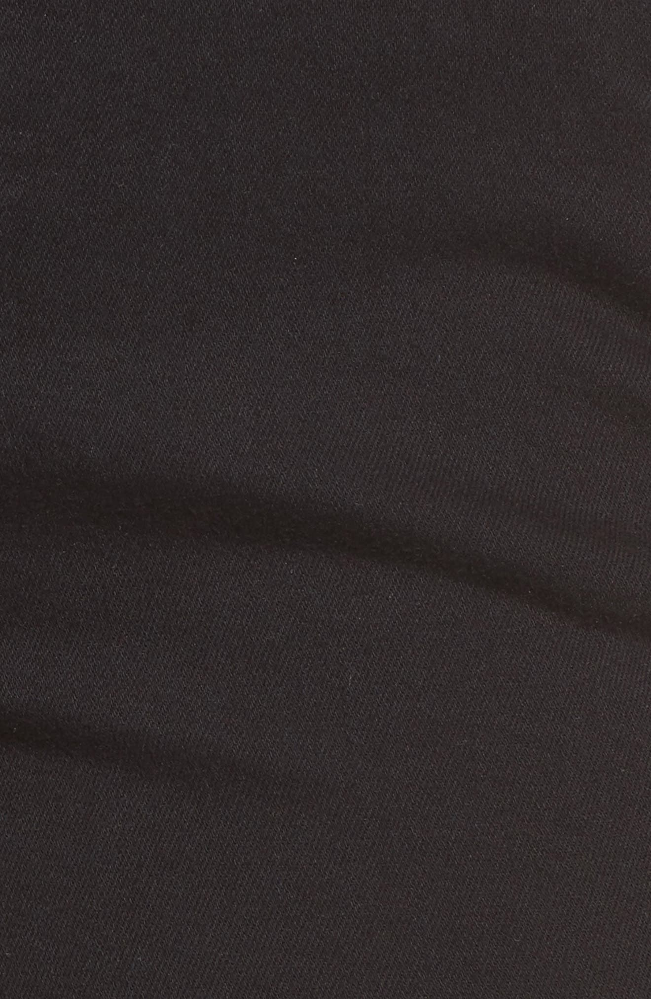 Juliette Skinny Cargo Pants,                             Alternate thumbnail 5, color,                             001