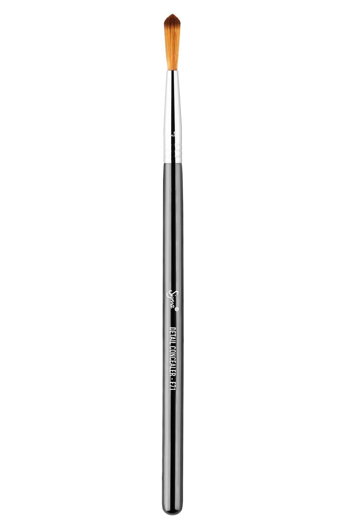 F71 Detail Concealer<sup>™</sup> Brush,                         Main,                         color, NO COLOR