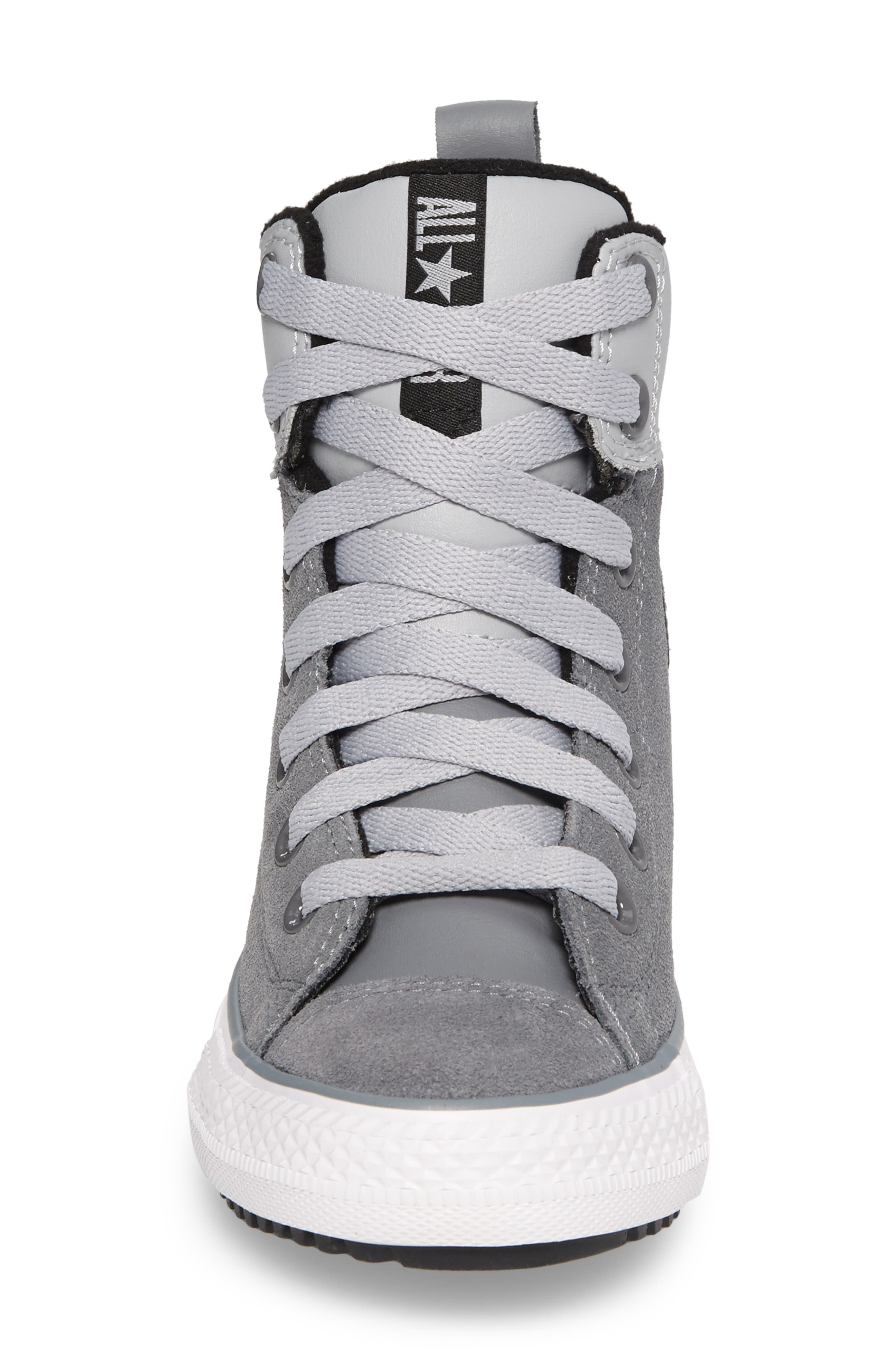 Chuck Taylor<sup>®</sup> All Star<sup>®</sup> Asphalt Sneaker Boot,                             Alternate thumbnail 4, color,                             039