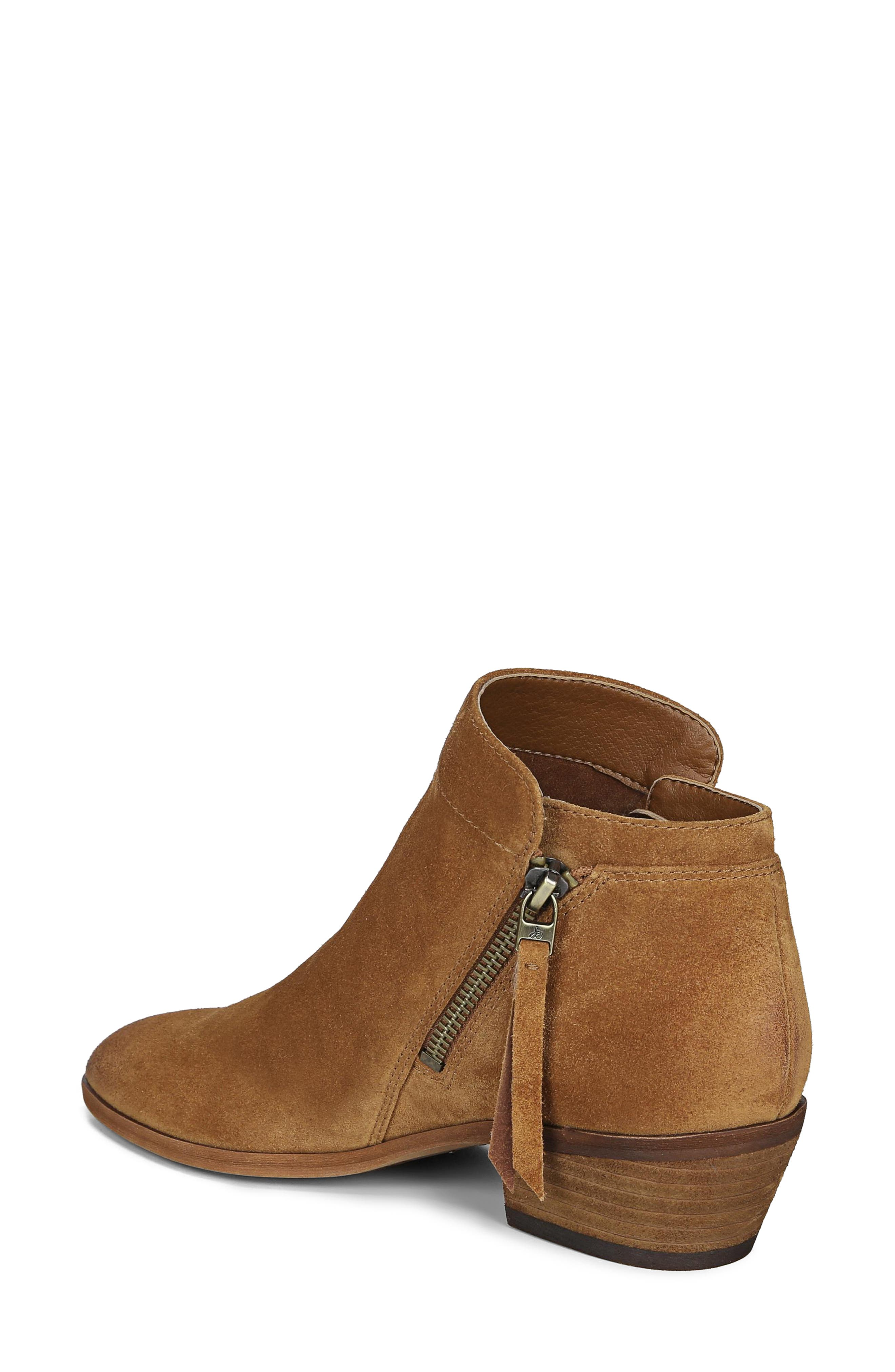 Packer Bootie,                             Alternate thumbnail 2, color,                             LUGGAGE SUEDE LEATHER