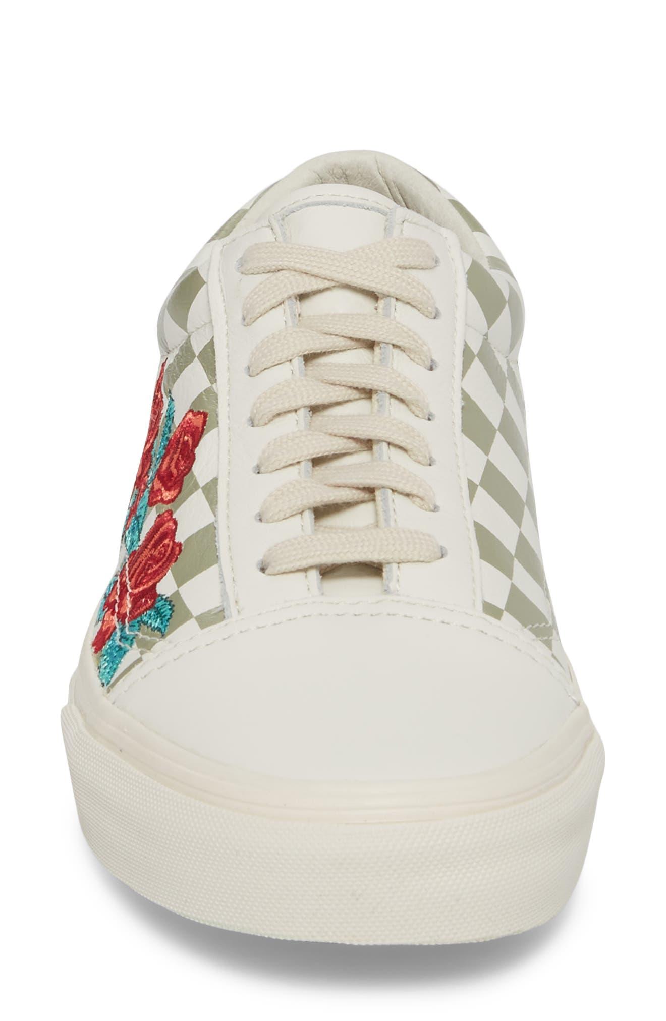 Old Skool 36 DX Sneaker,                             Alternate thumbnail 4, color,                             100