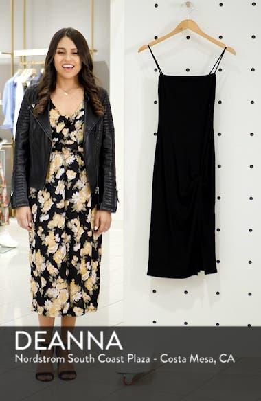 Scala Ribbed Body-Con Midi Dress, sales video thumbnail