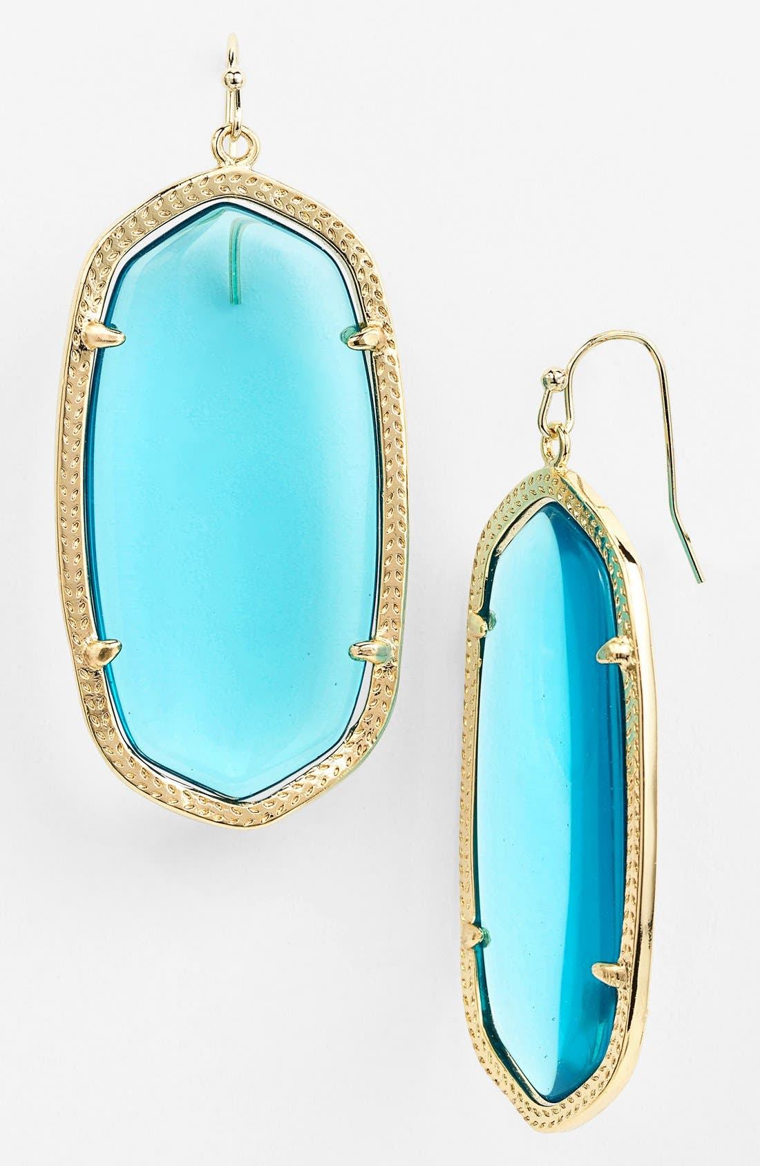 Danielle - Large Oval Statement Earrings,                             Main thumbnail 58, color,