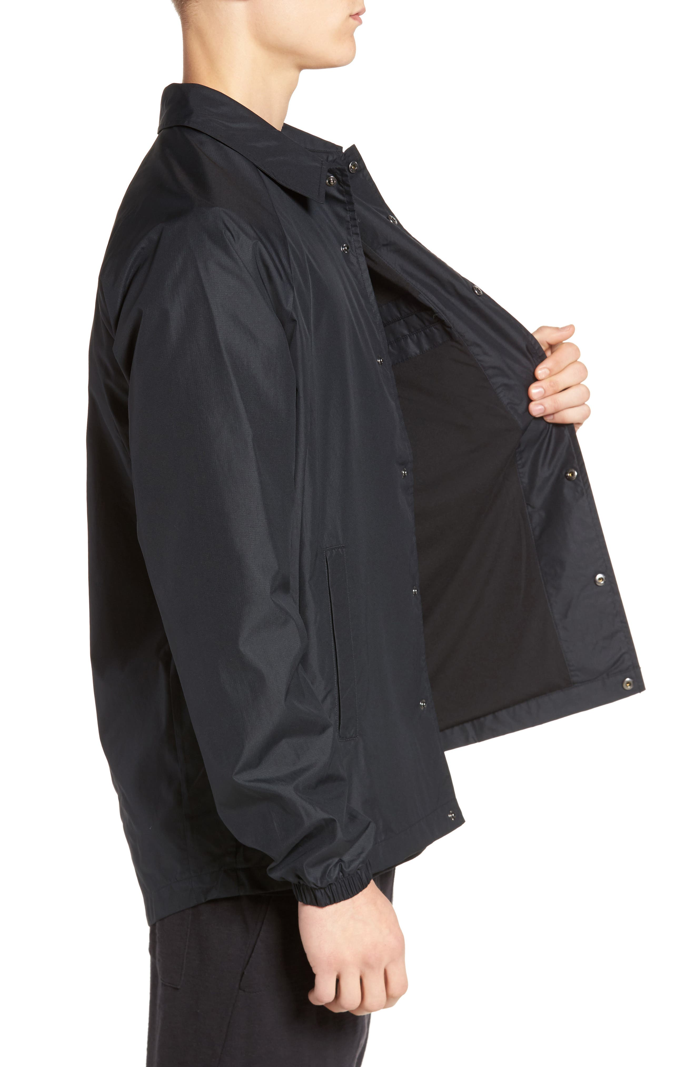 Nike Wings Coach's Jacket,                             Alternate thumbnail 3, color,                             010