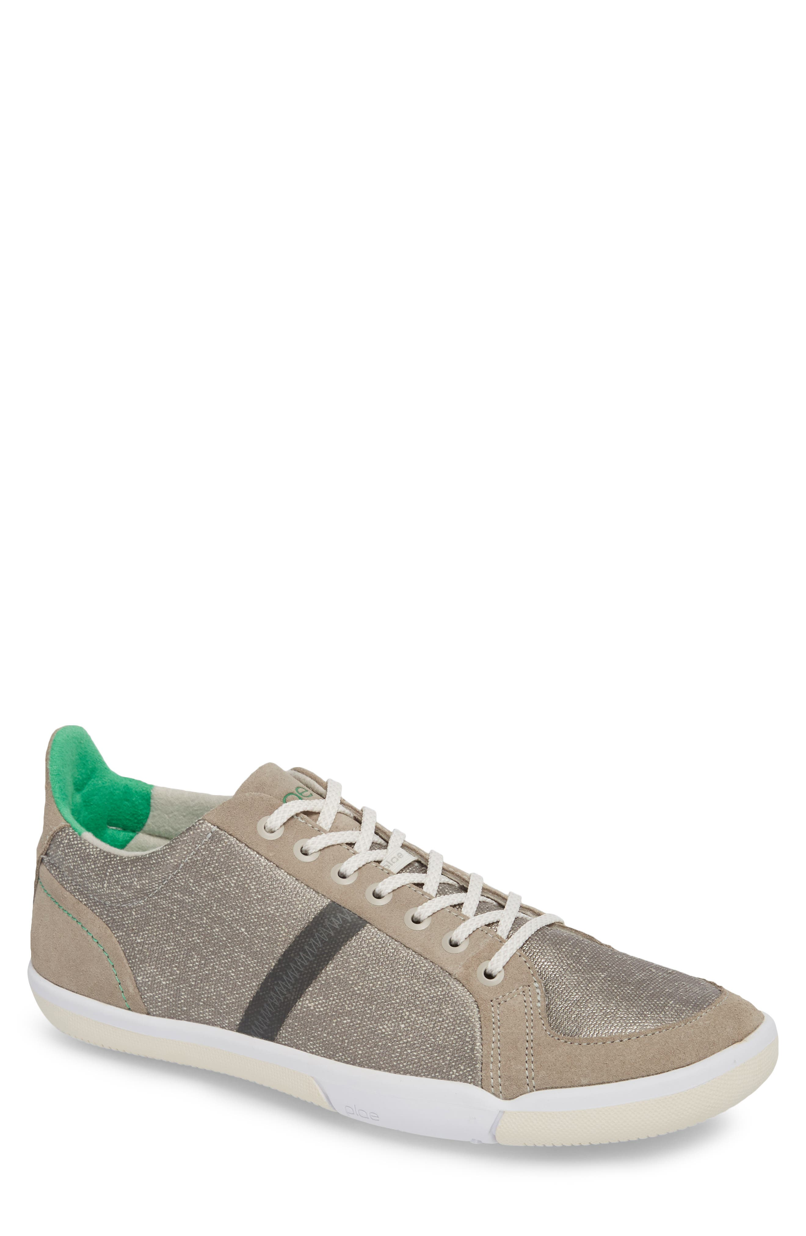 Prospect Low Top Sneaker,                         Main,                         color, STONE