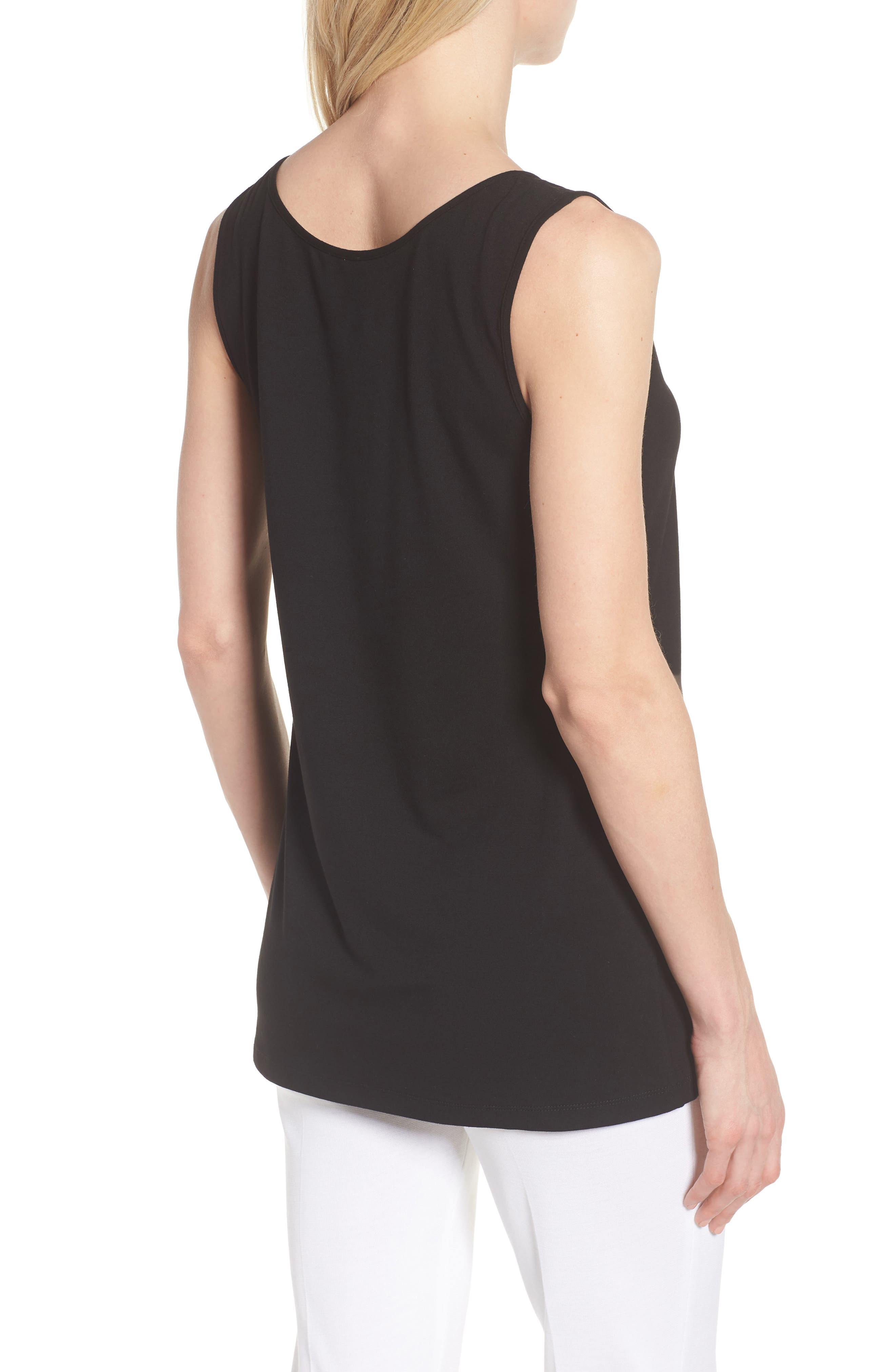 Mang Wang Jersey Tank,                             Alternate thumbnail 2, color,                             BLACK