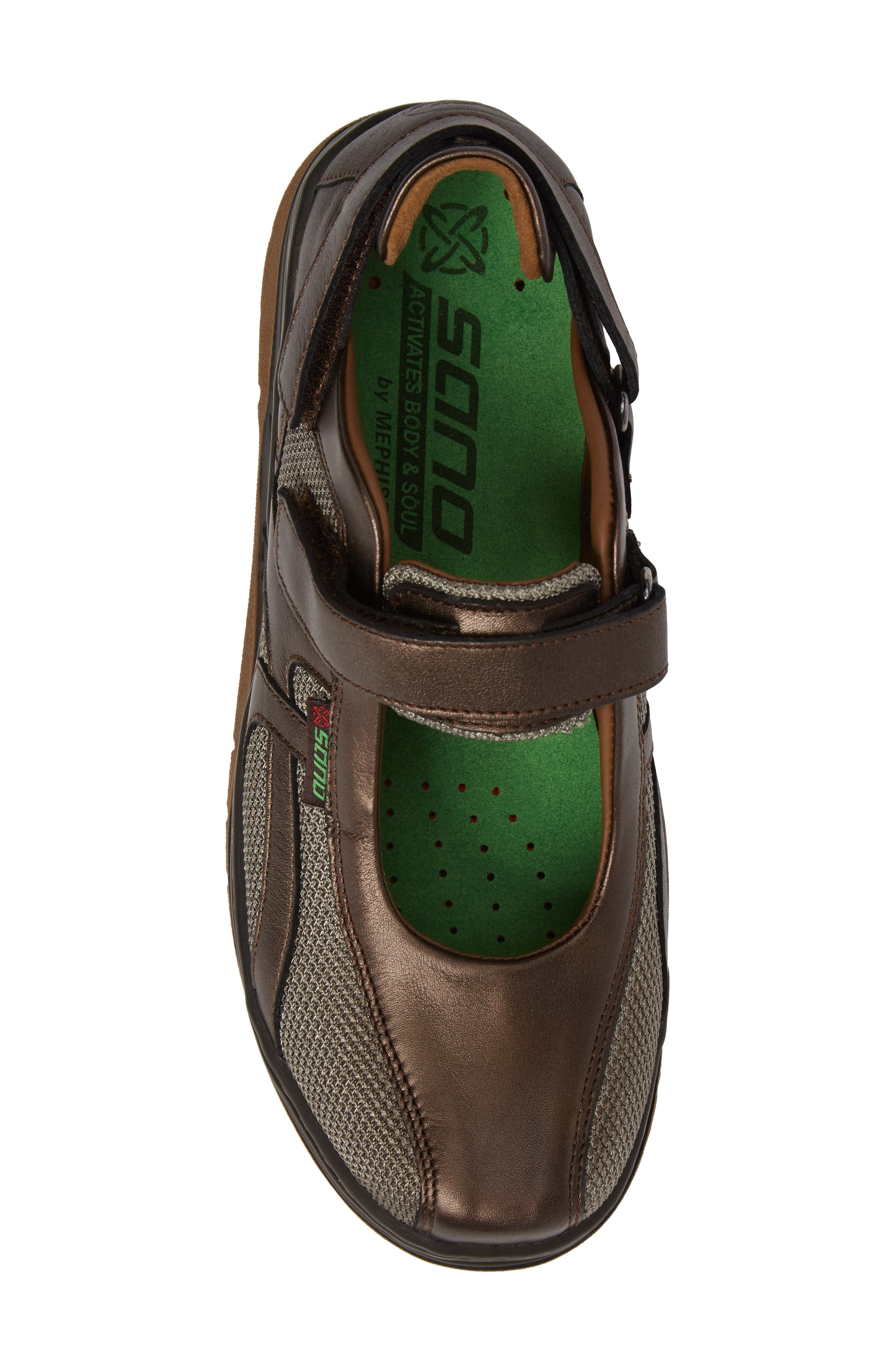 Sano by Mephisto 'Excess' Walking Shoe,                             Alternate thumbnail 15, color,
