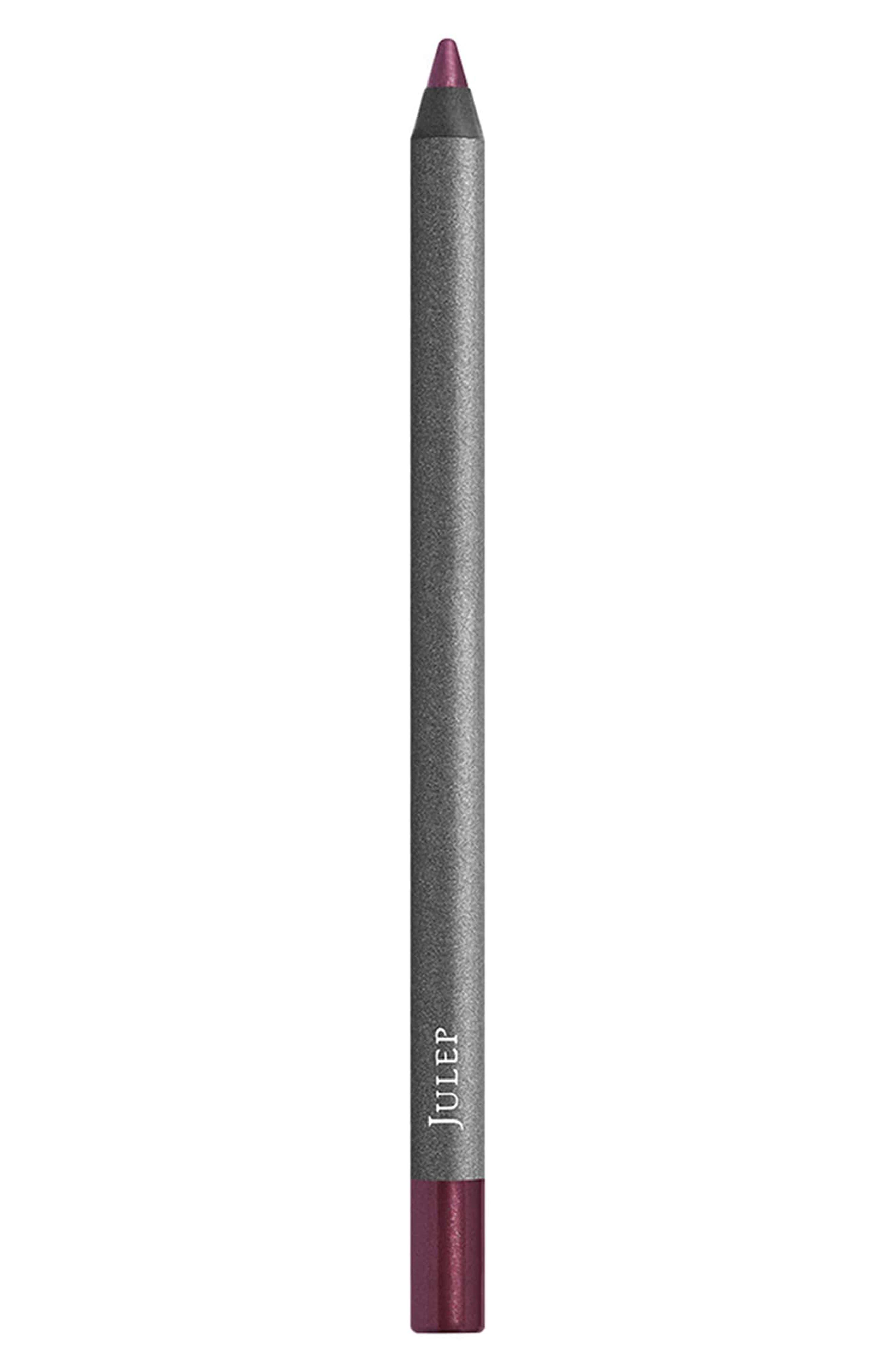 Julep(TM) When Pencil Met Gel Long-Lasting Eyeliner - Fig Shimmer