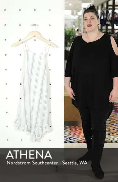 Rooney Stripe Sundress, sales video thumbnail