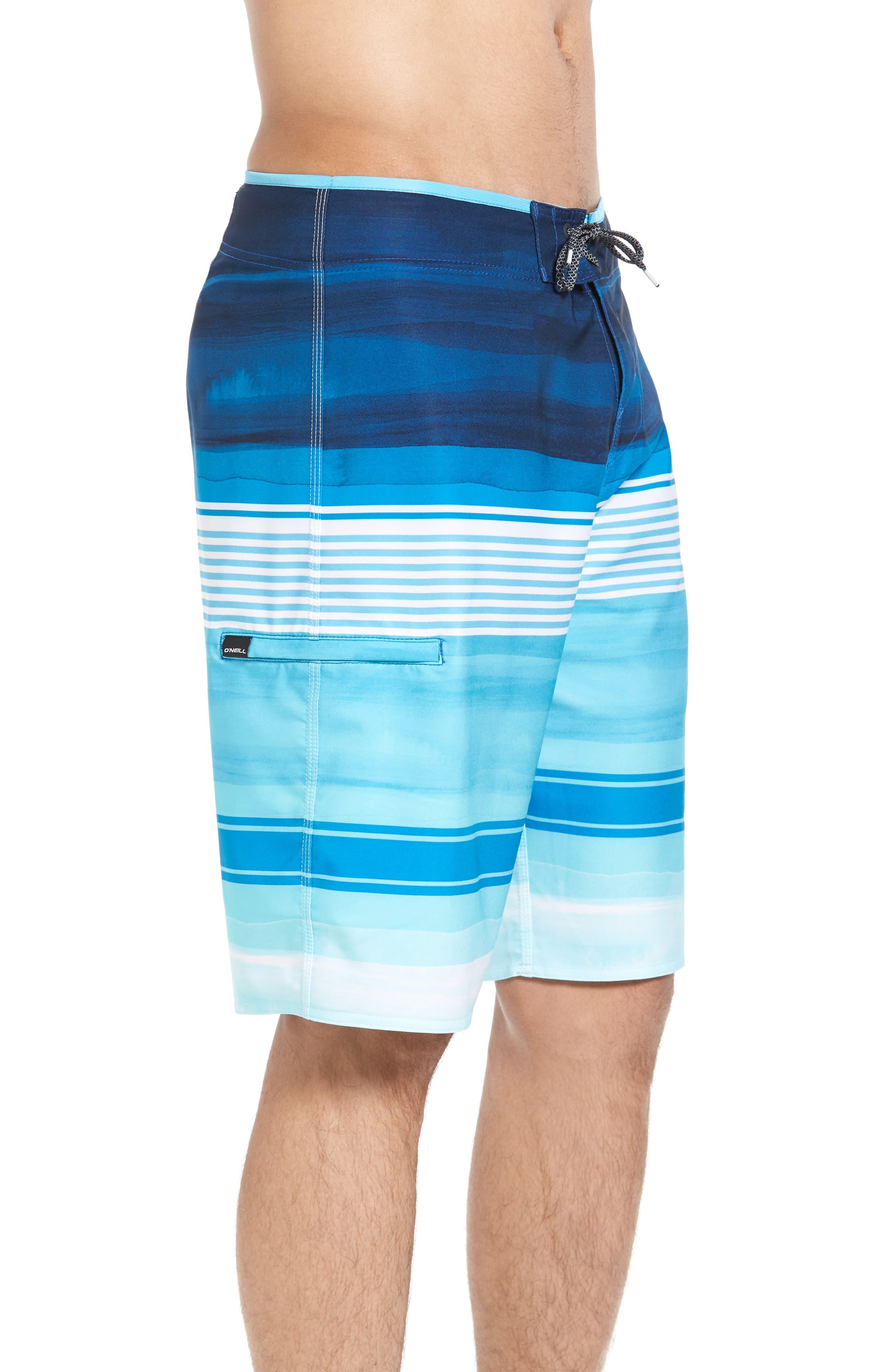Hyperfreak Heist Board Shorts,                             Alternate thumbnail 20, color,