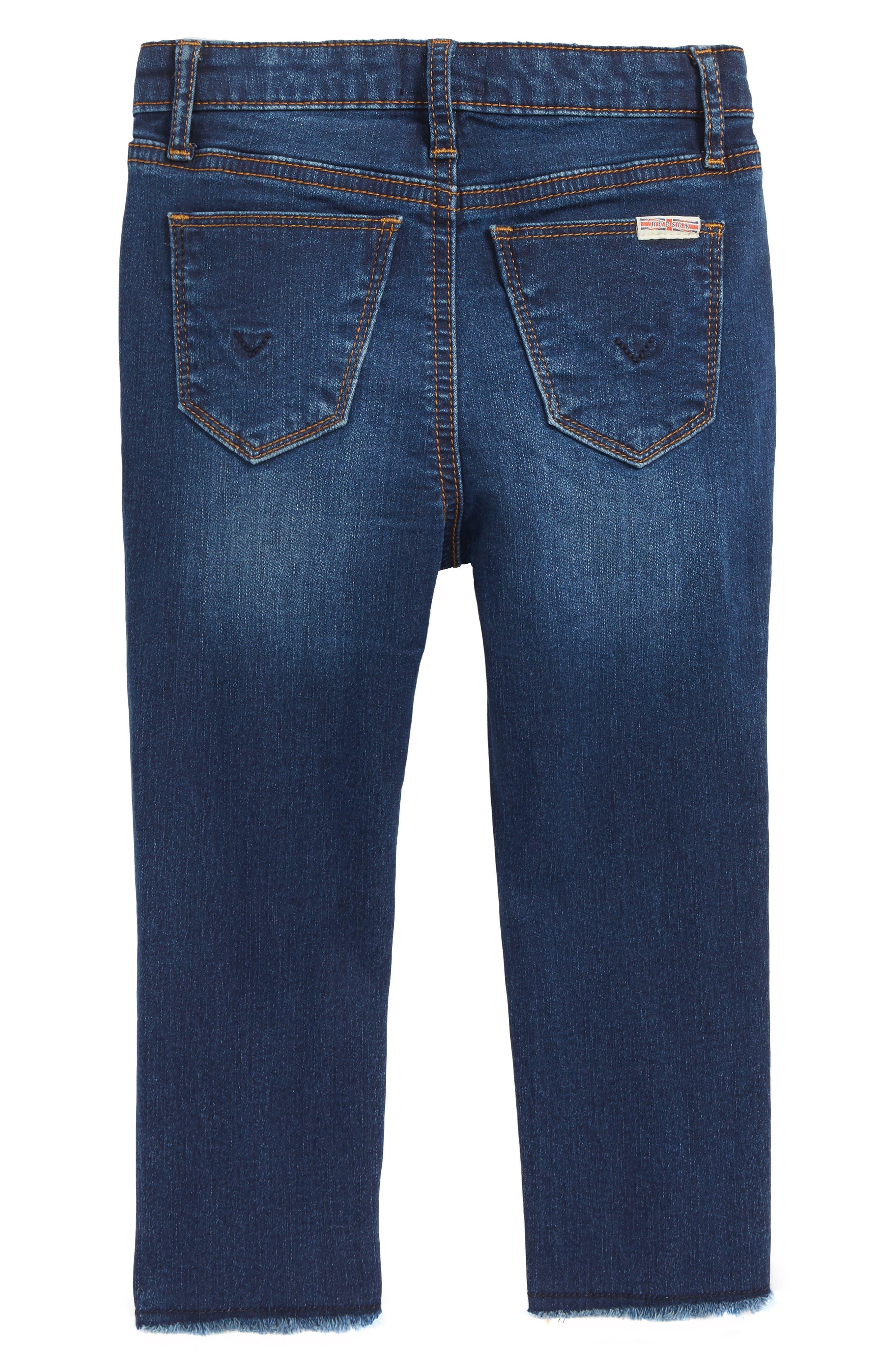 Calin Pull-On Skinny Jeans,                             Alternate thumbnail 2, color,                             BDT-BLUE DEPTHS