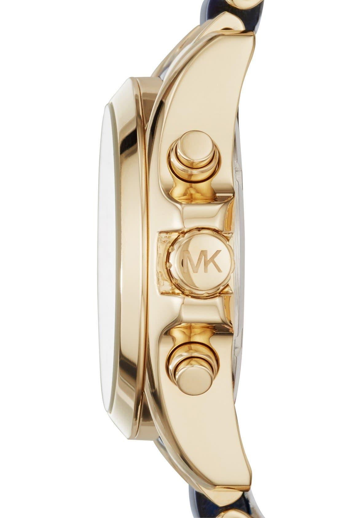 'Bradshaw - Mini' Chronograph Bracelet Watch, 36mm,                             Alternate thumbnail 11, color,
