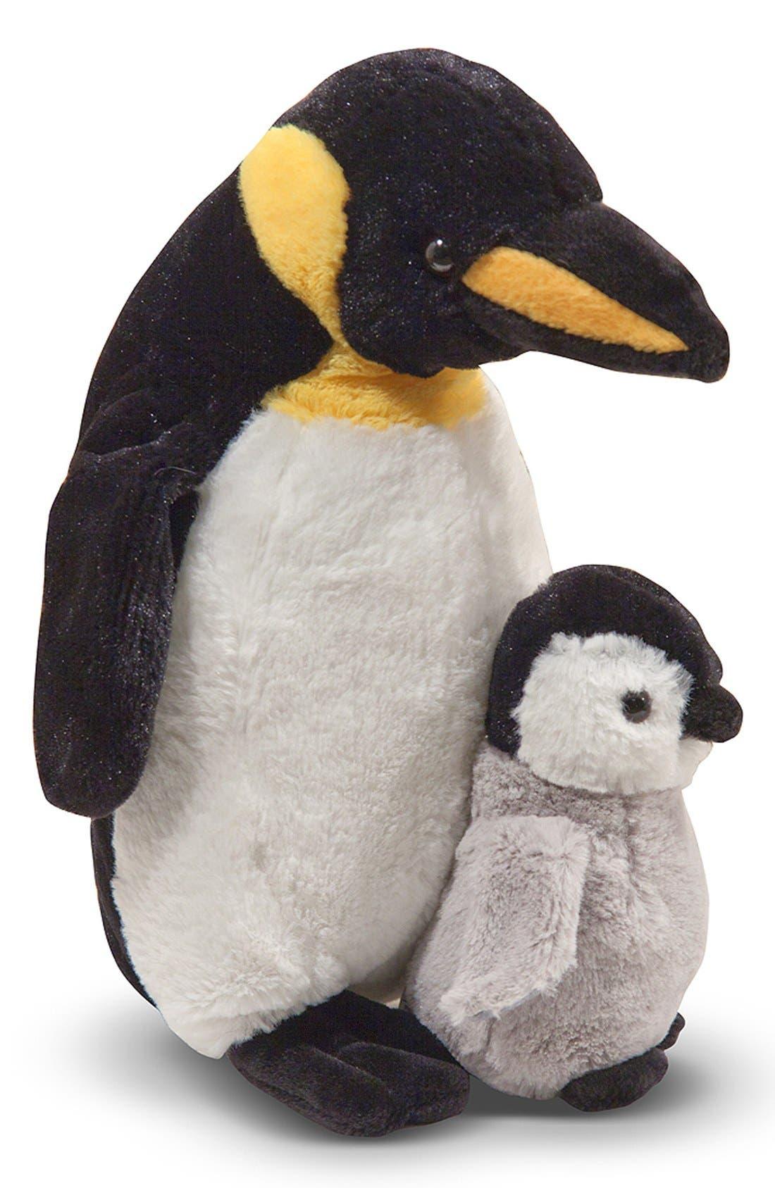 'Webber' Stuffed Penguins,                         Main,                         color, 001