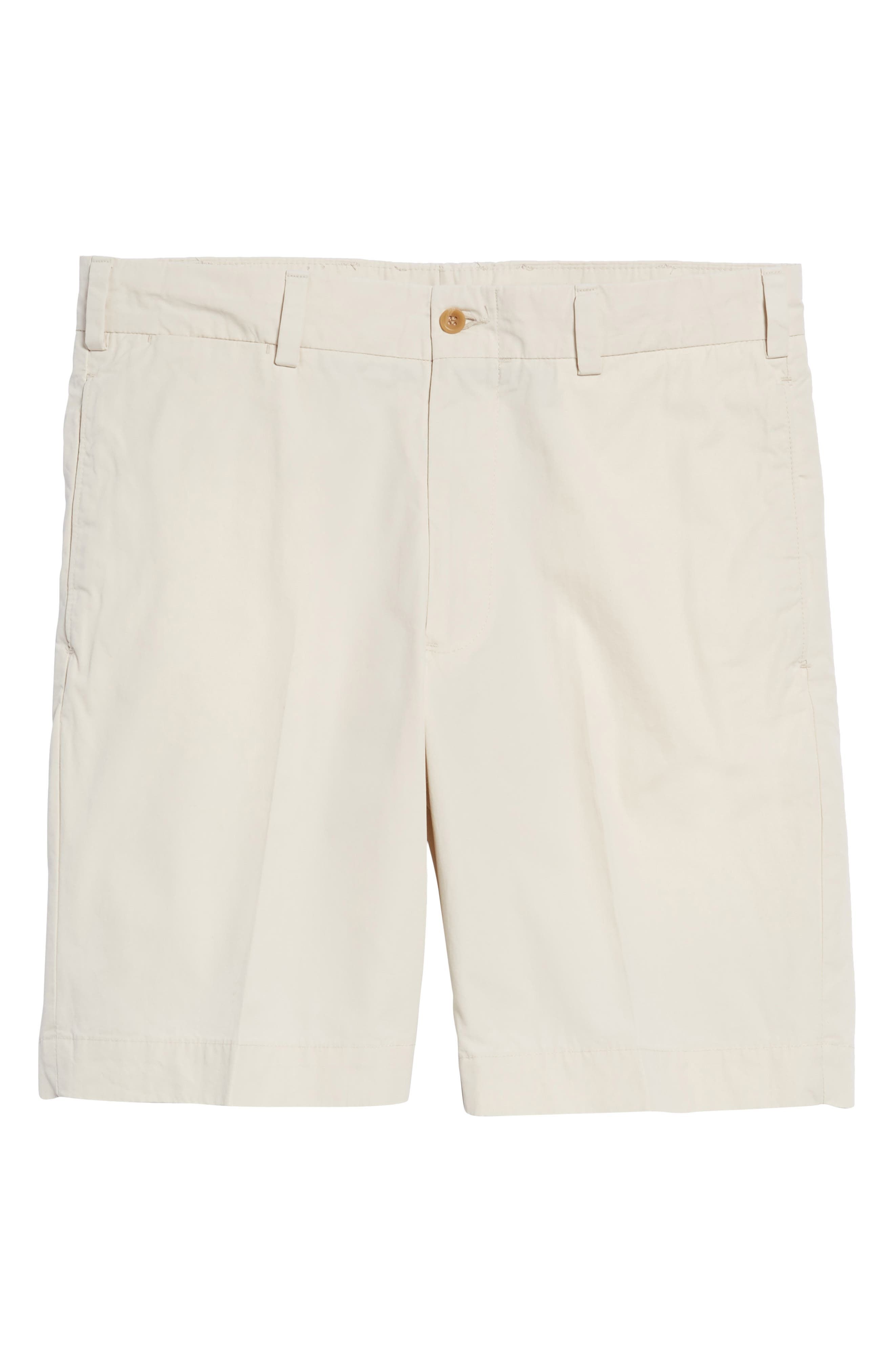 M2 Standard Fit Flat Front Tropical Cotton Poplin Shorts,                             Alternate thumbnail 6, color,                             280
