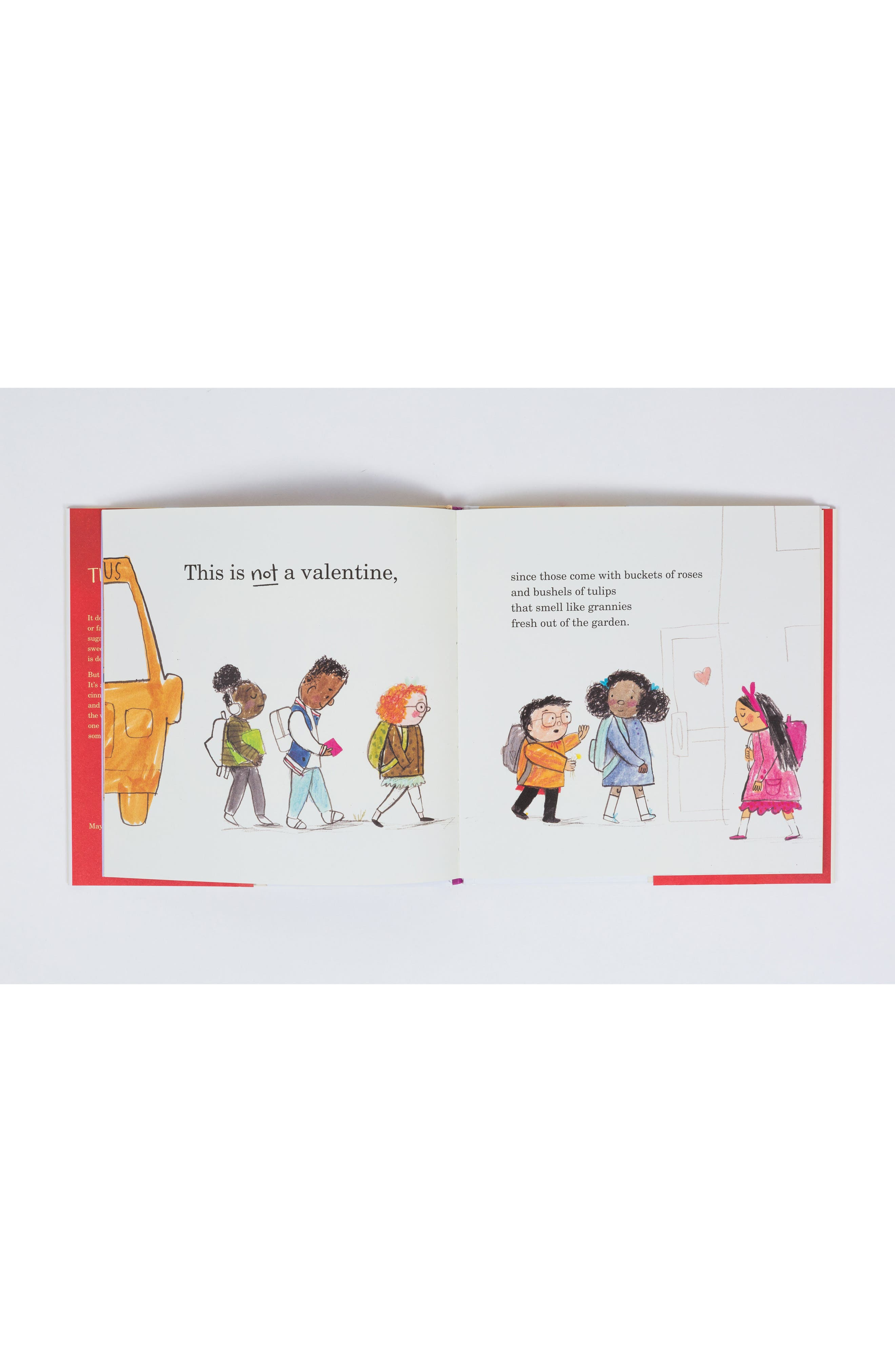 'This Is Not A Valentine' Book,                             Alternate thumbnail 6, color,