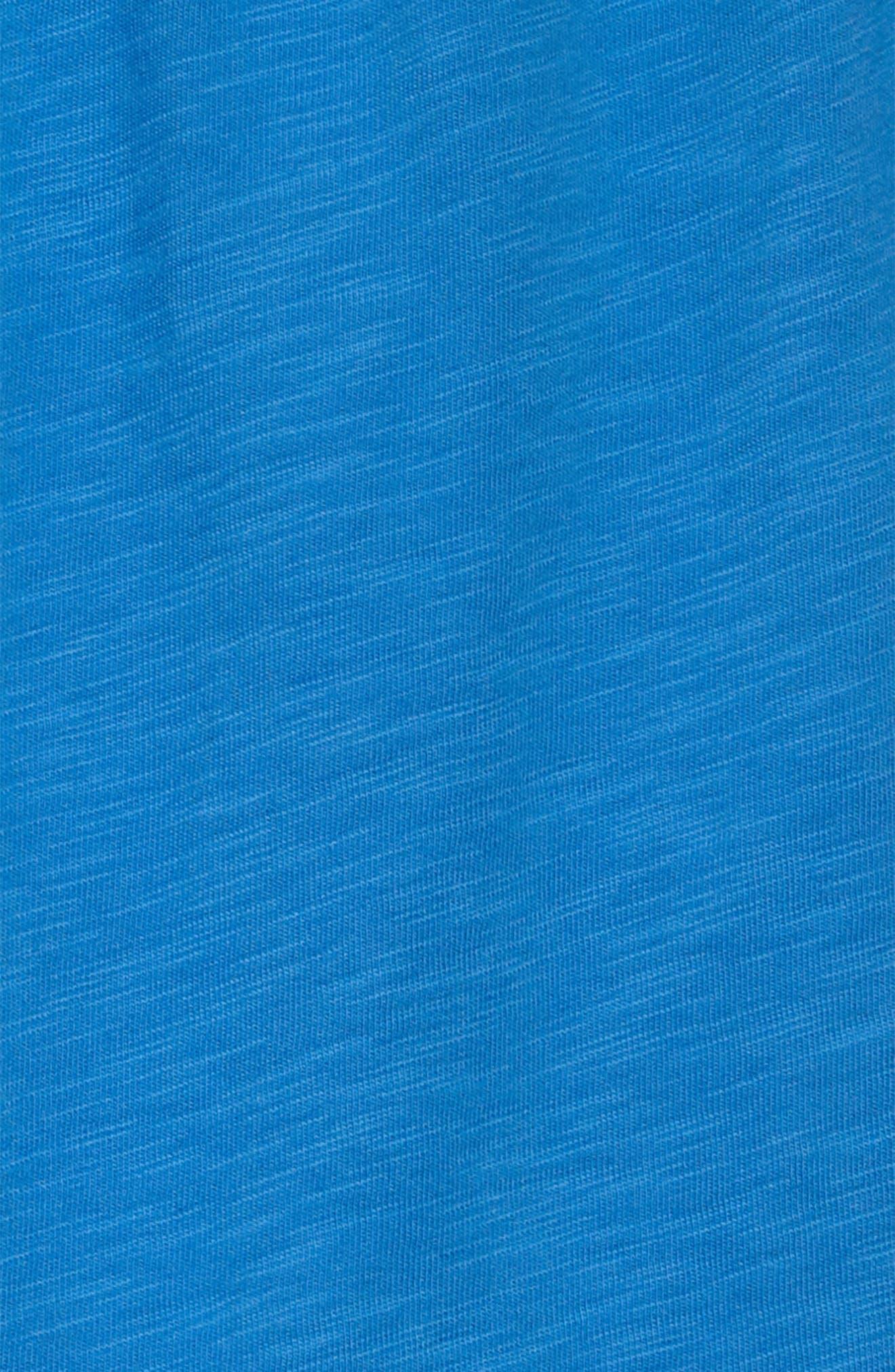 Placket Trim Dress,                             Alternate thumbnail 3, color,                             467