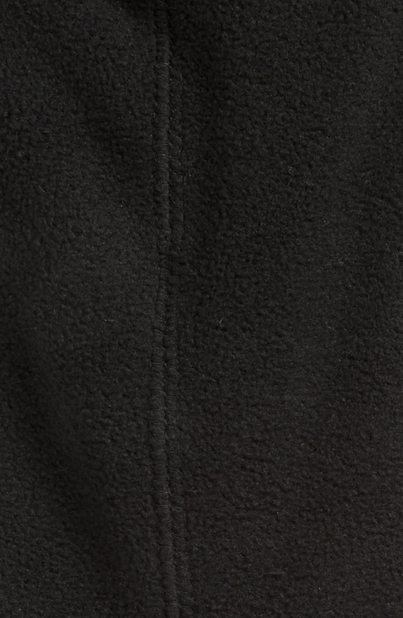Original Fitted Boot Socks,                             Alternate thumbnail 2, color,                             BLACK