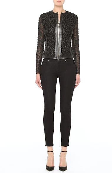 Collection Pieced Leather Jacket, video thumbnail