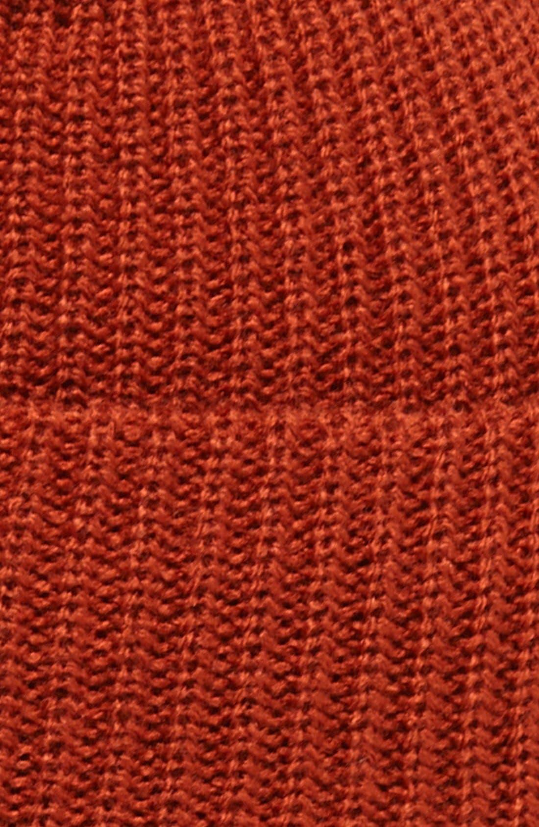 'Heist' Rib Knit Cap,                             Alternate thumbnail 16, color,