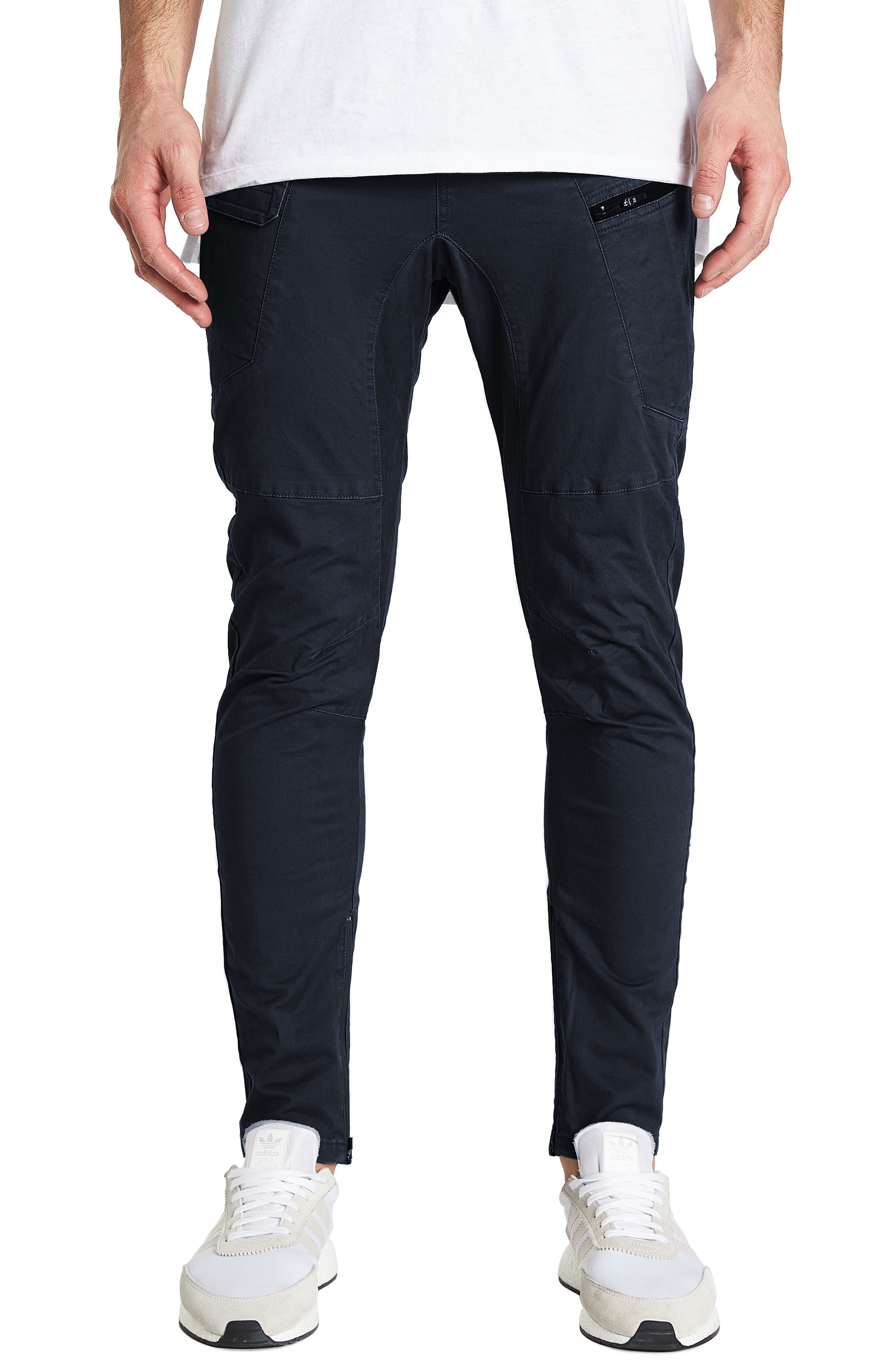 NXP Tactical Slim Fit Pants in India Ink
