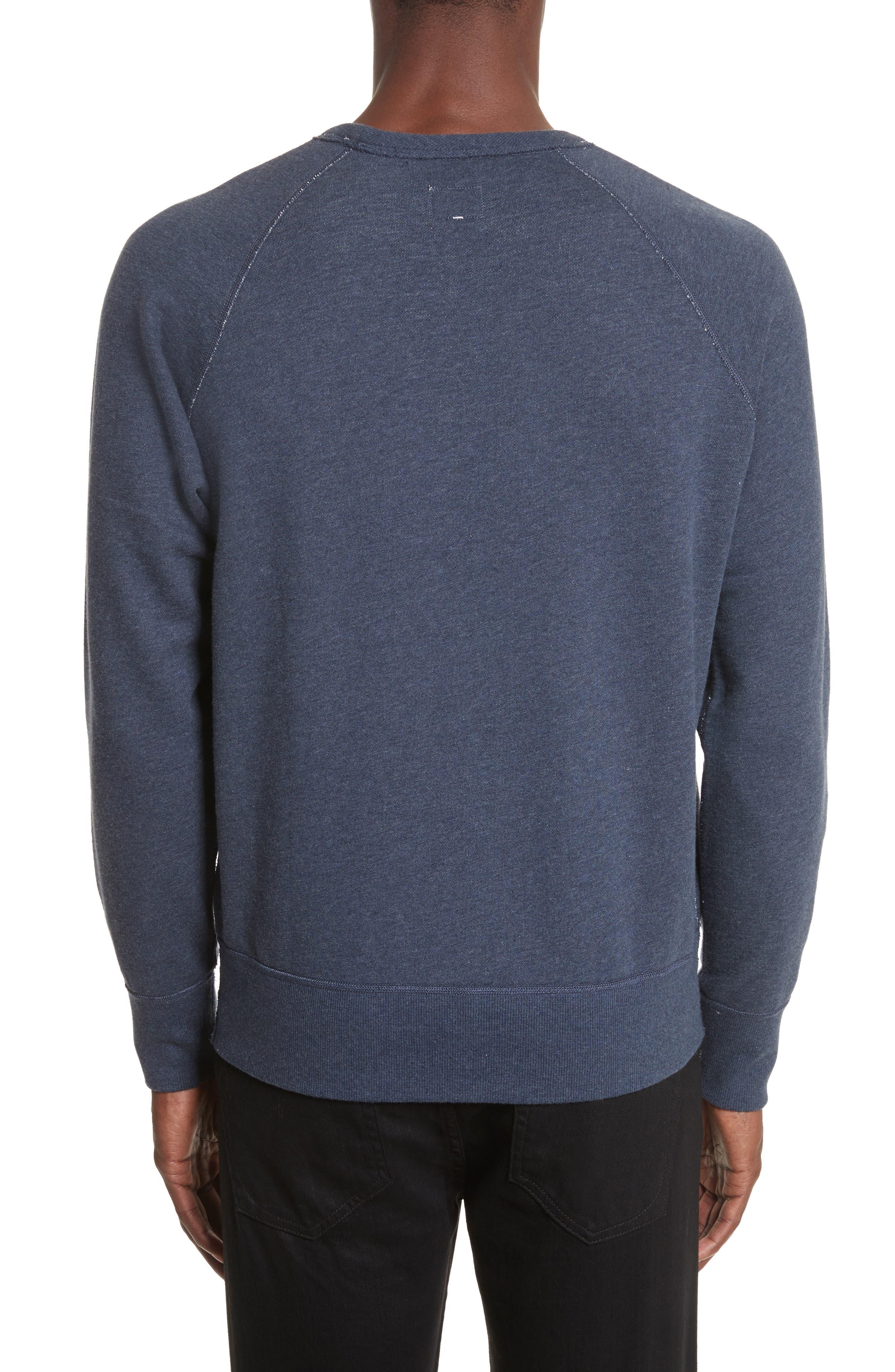 Standard Issue Crewneck Sweatshirt,                             Alternate thumbnail 6, color,