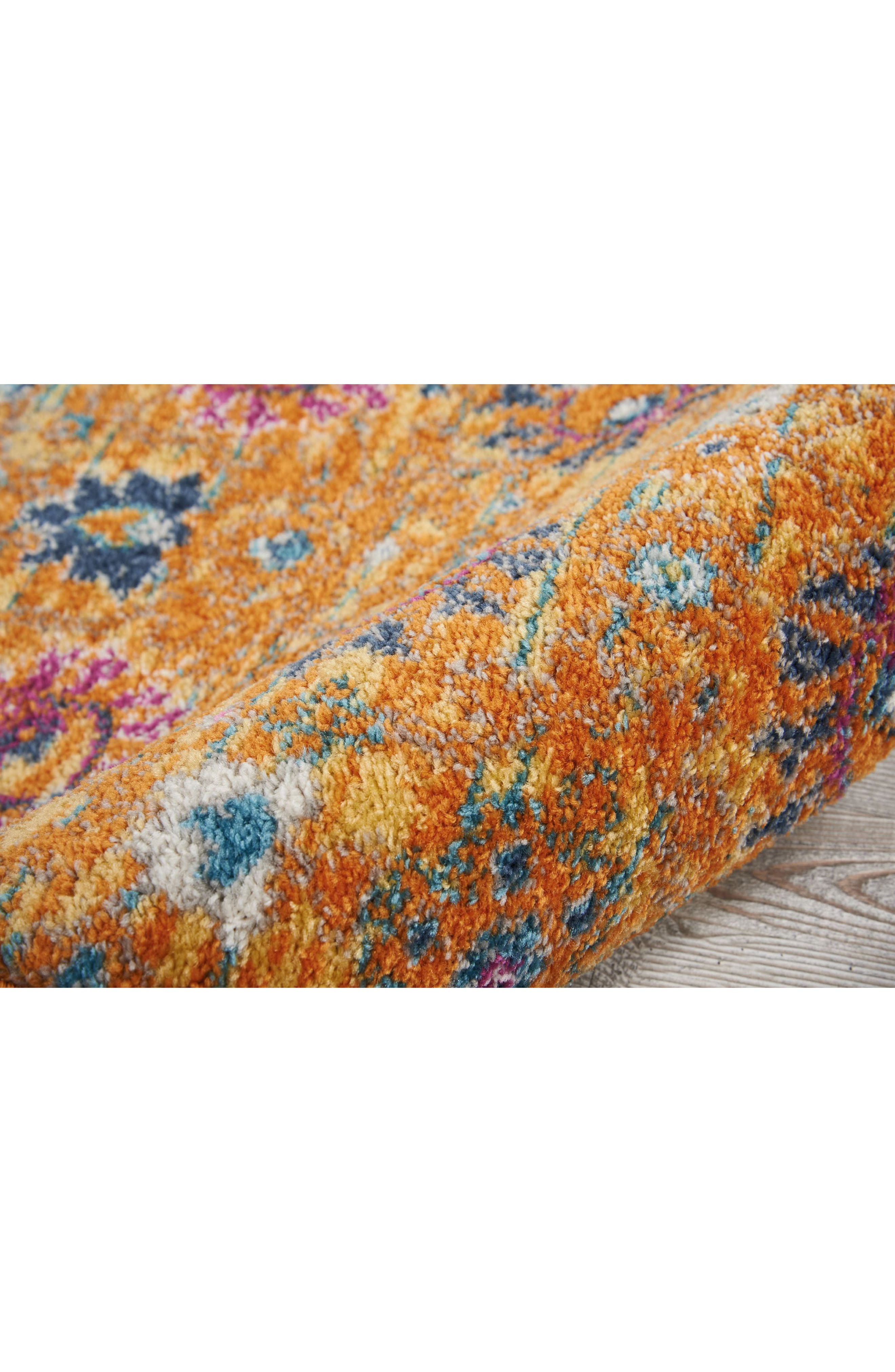 Sunburst Rug,                             Alternate thumbnail 2, color,                             800