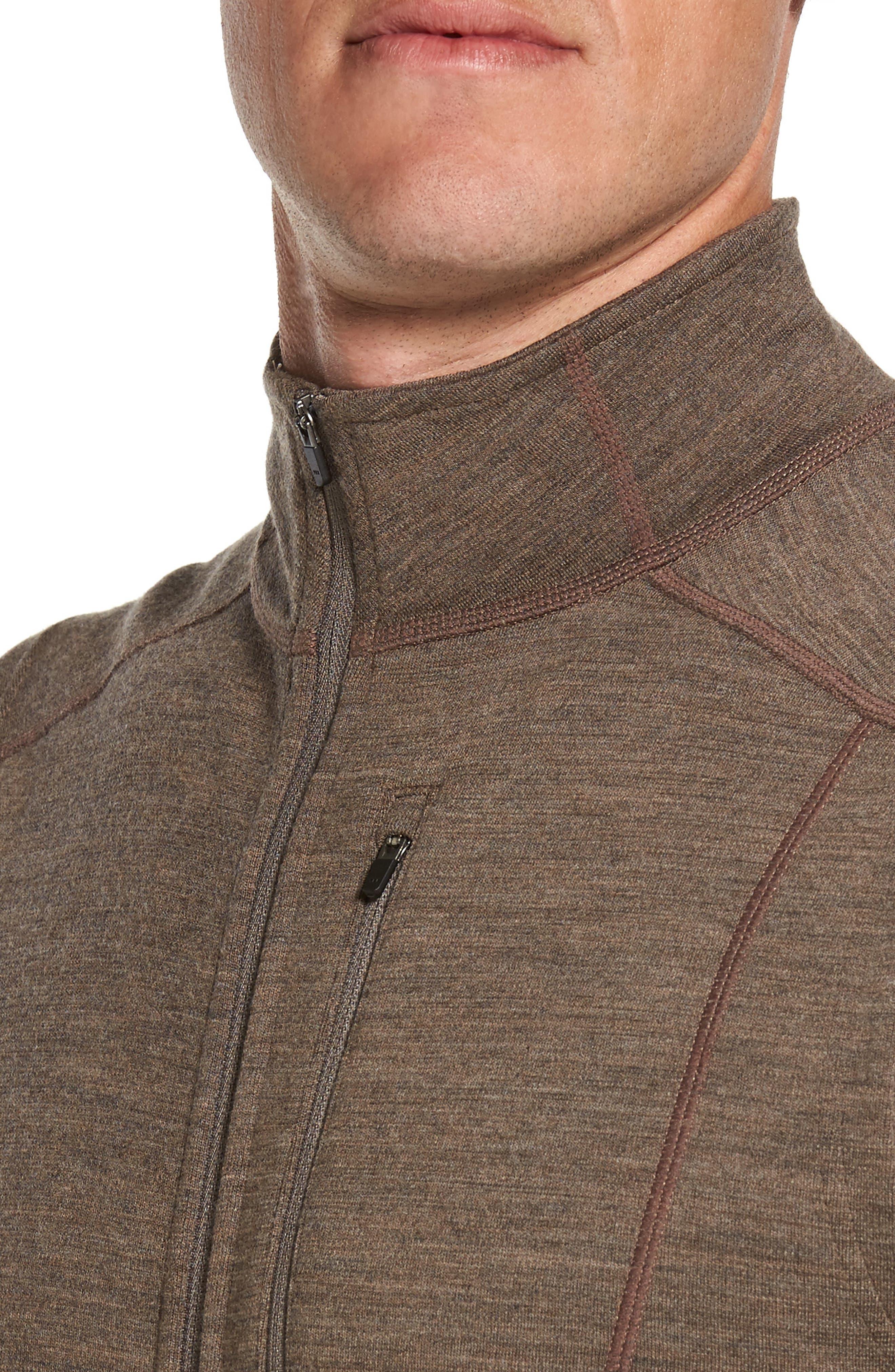 'Shak' Merino Wool Vest,                             Alternate thumbnail 4, color,                             250