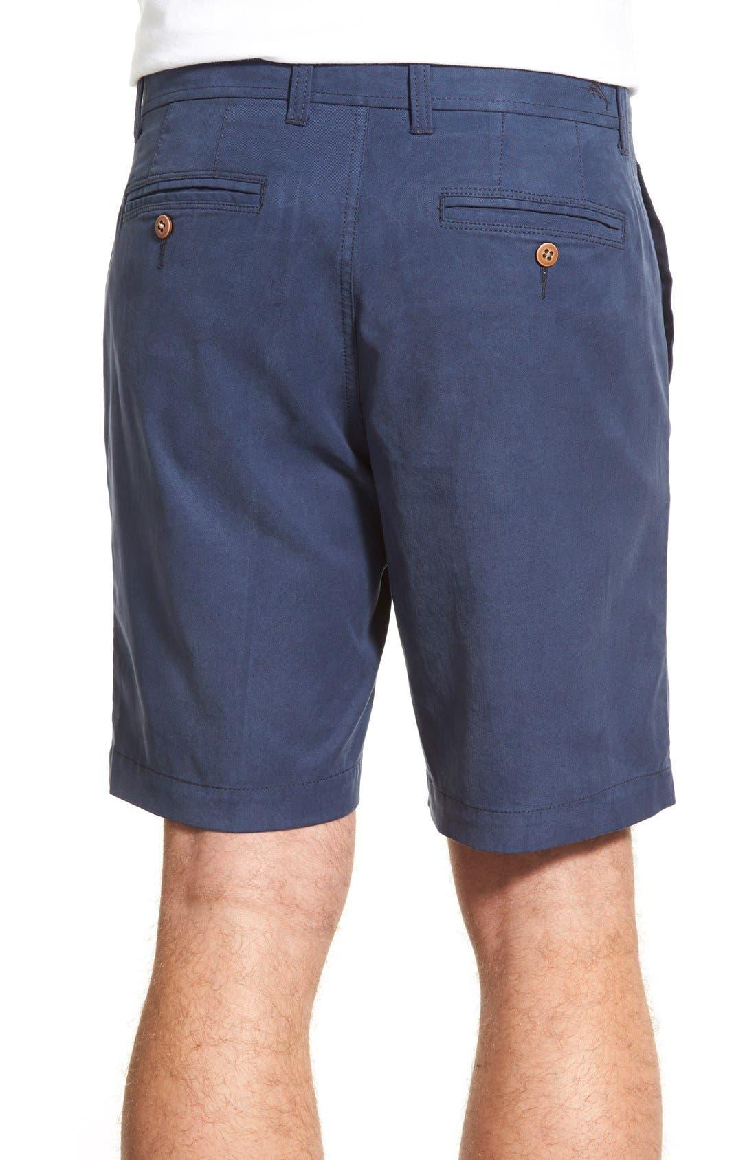 'Offshore' Flat Front Shorts,                             Alternate thumbnail 20, color,