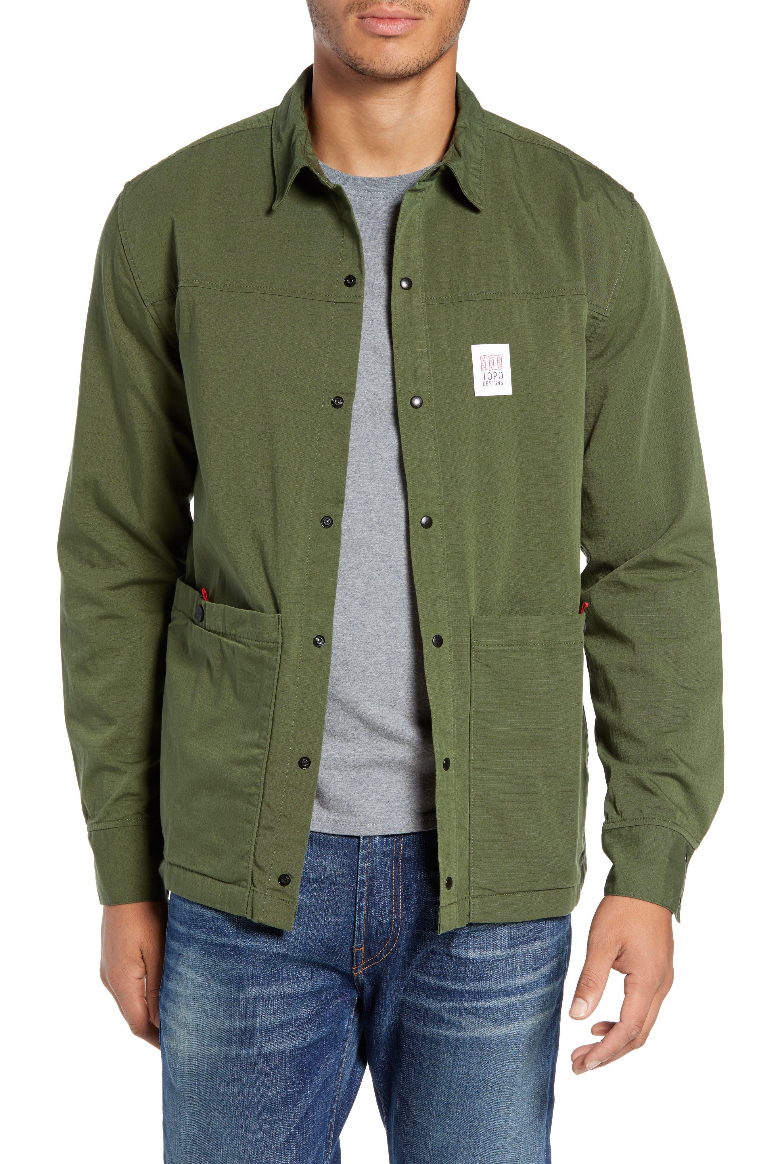Field Jacket,                         Main,                         color, OLIVE