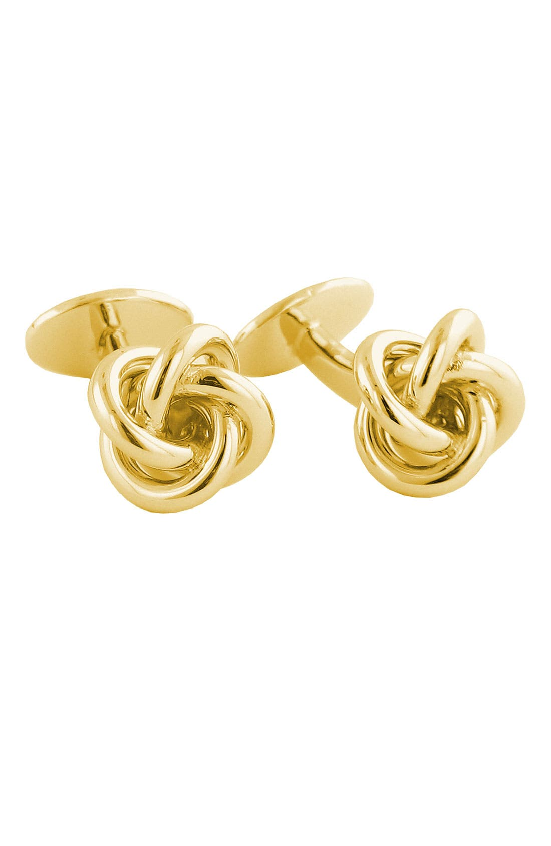Knot Cuff Links,                             Main thumbnail 8, color,