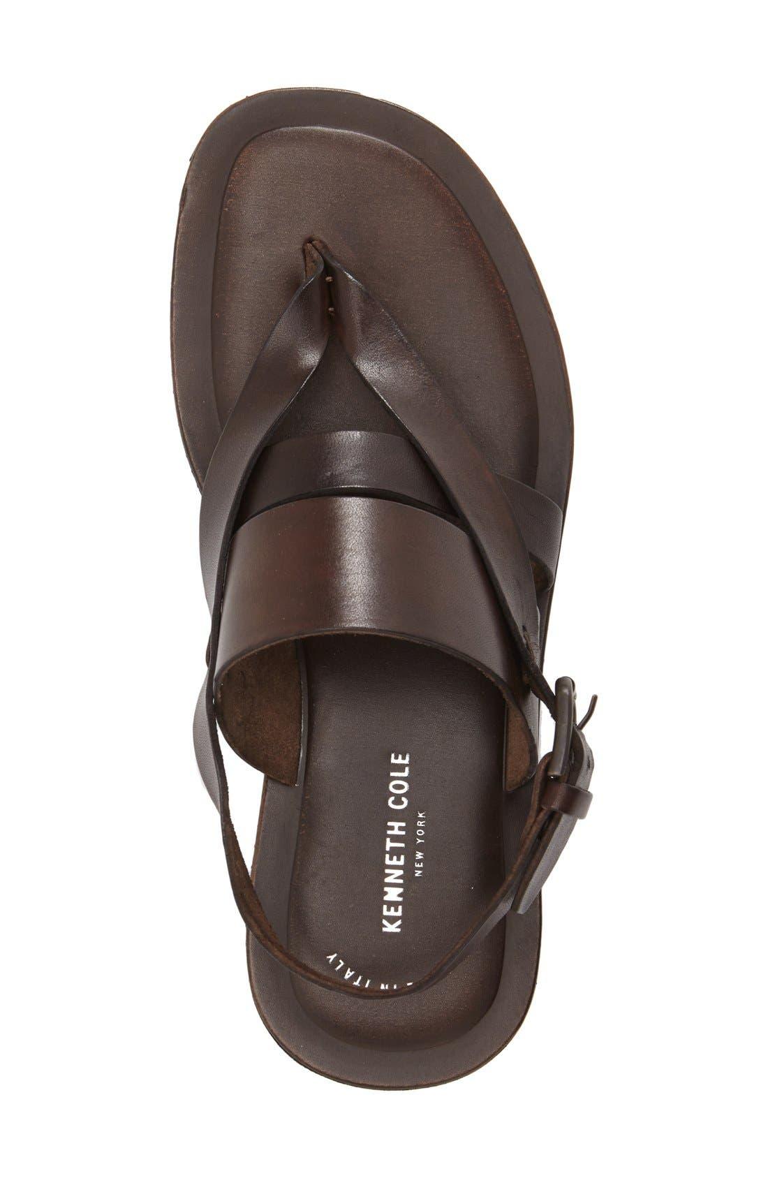 'Reel-Ist' Sandal,                             Alternate thumbnail 9, color,