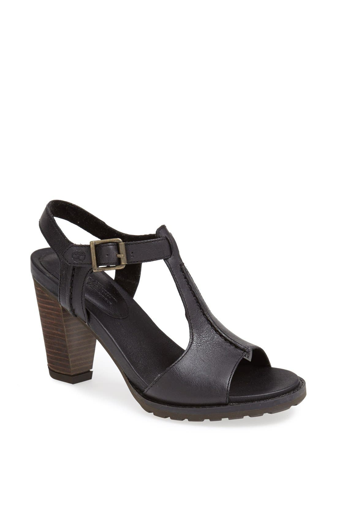 Earthkeepers<sup>®</sup> 'Stratham Heights' Sandal,                             Main thumbnail 1, color,                             001