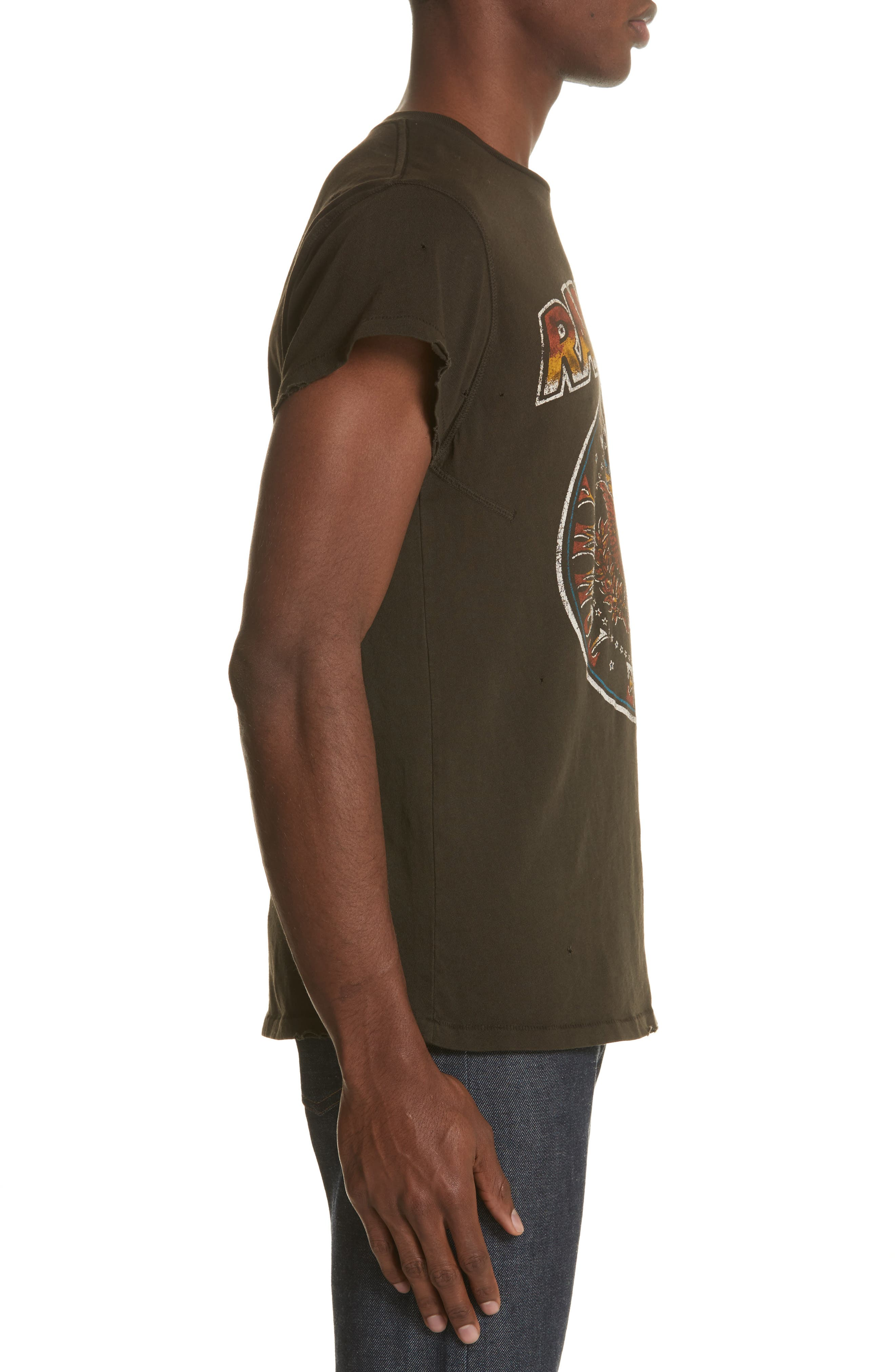 Ramones Graphic T-Shirt,                             Alternate thumbnail 3, color,                             001