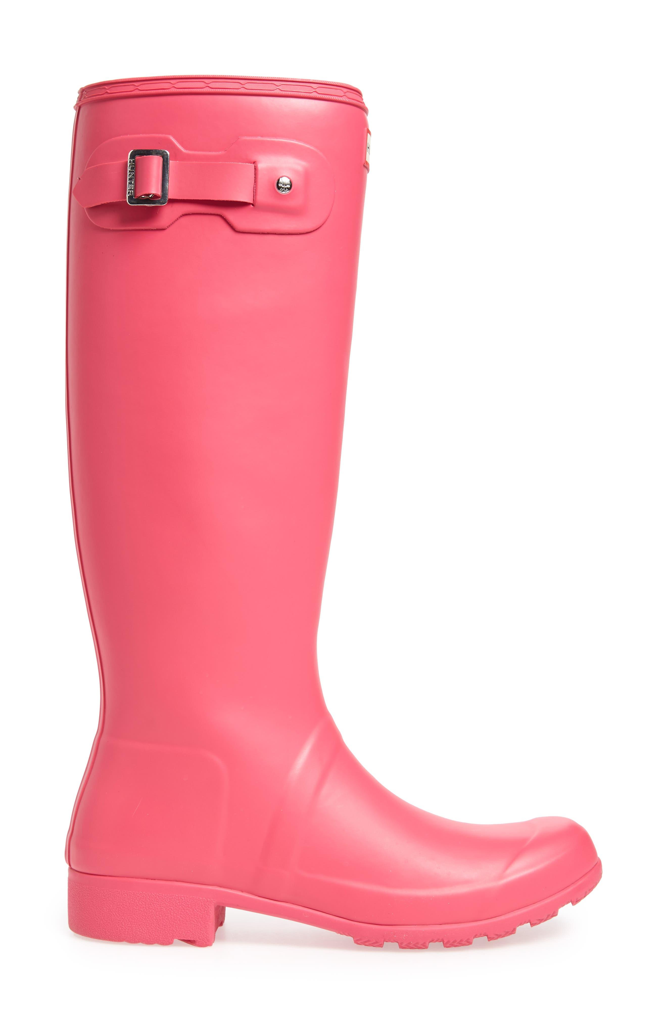 'Original Tall' Rain Boot,                             Alternate thumbnail 146, color,