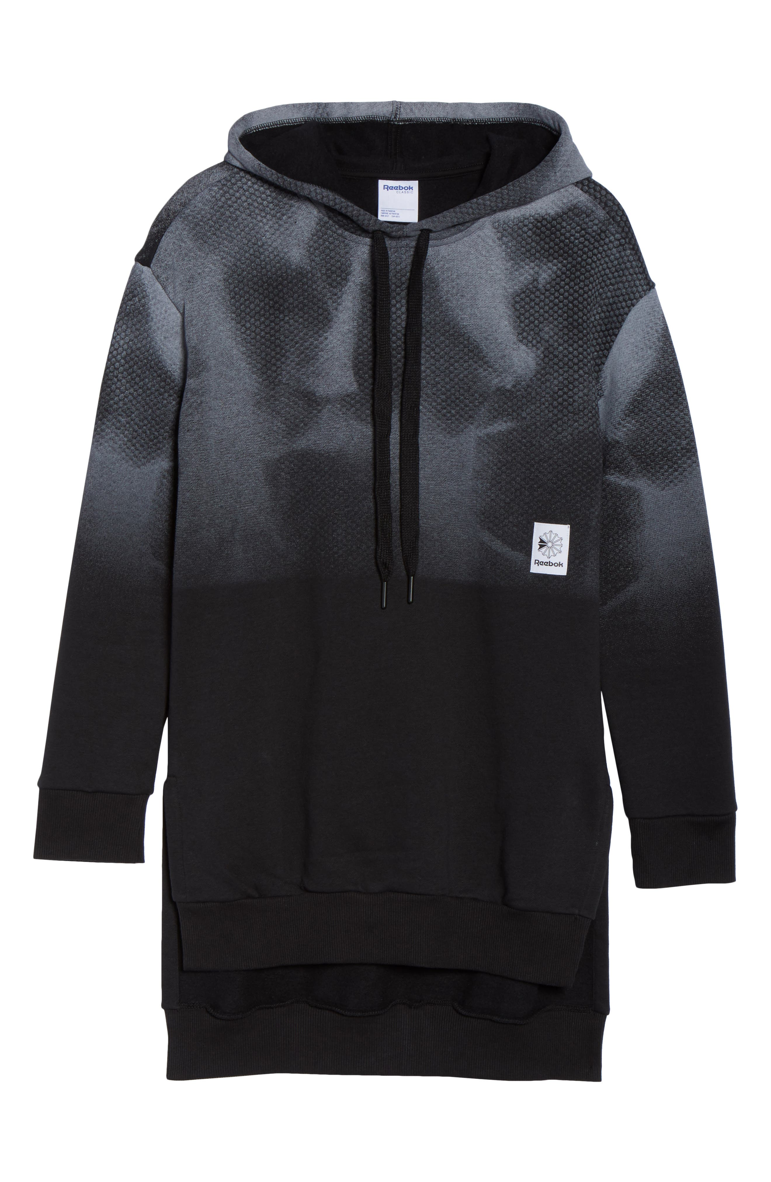 Oversize Hoodie,                             Alternate thumbnail 7, color,