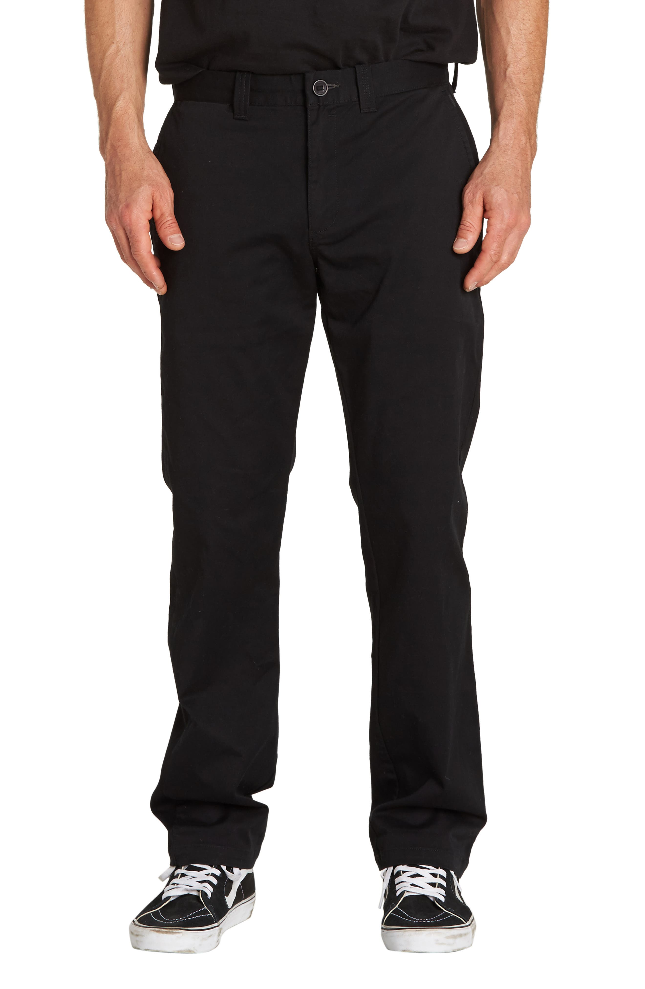 Carter Slim Stretch Chino Pants,                         Main,                         color, 001