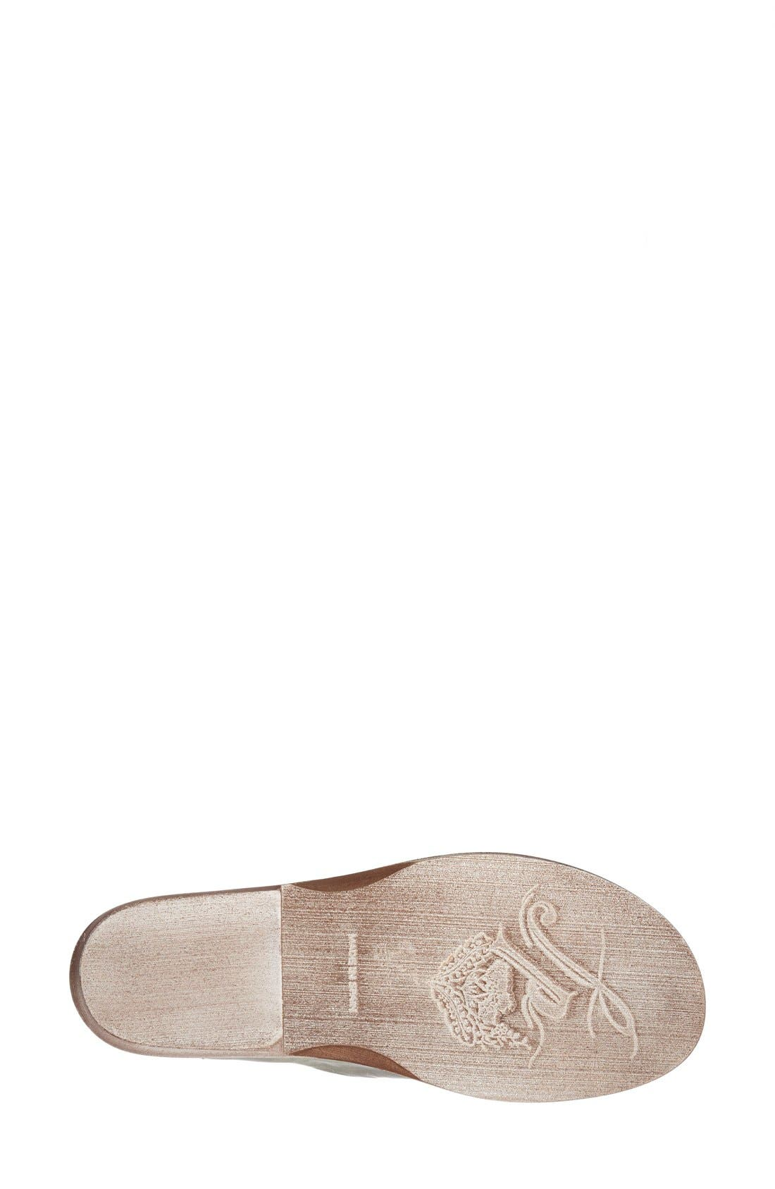 'Mont Blanc' Asymmetrical Sandal,                             Alternate thumbnail 47, color,