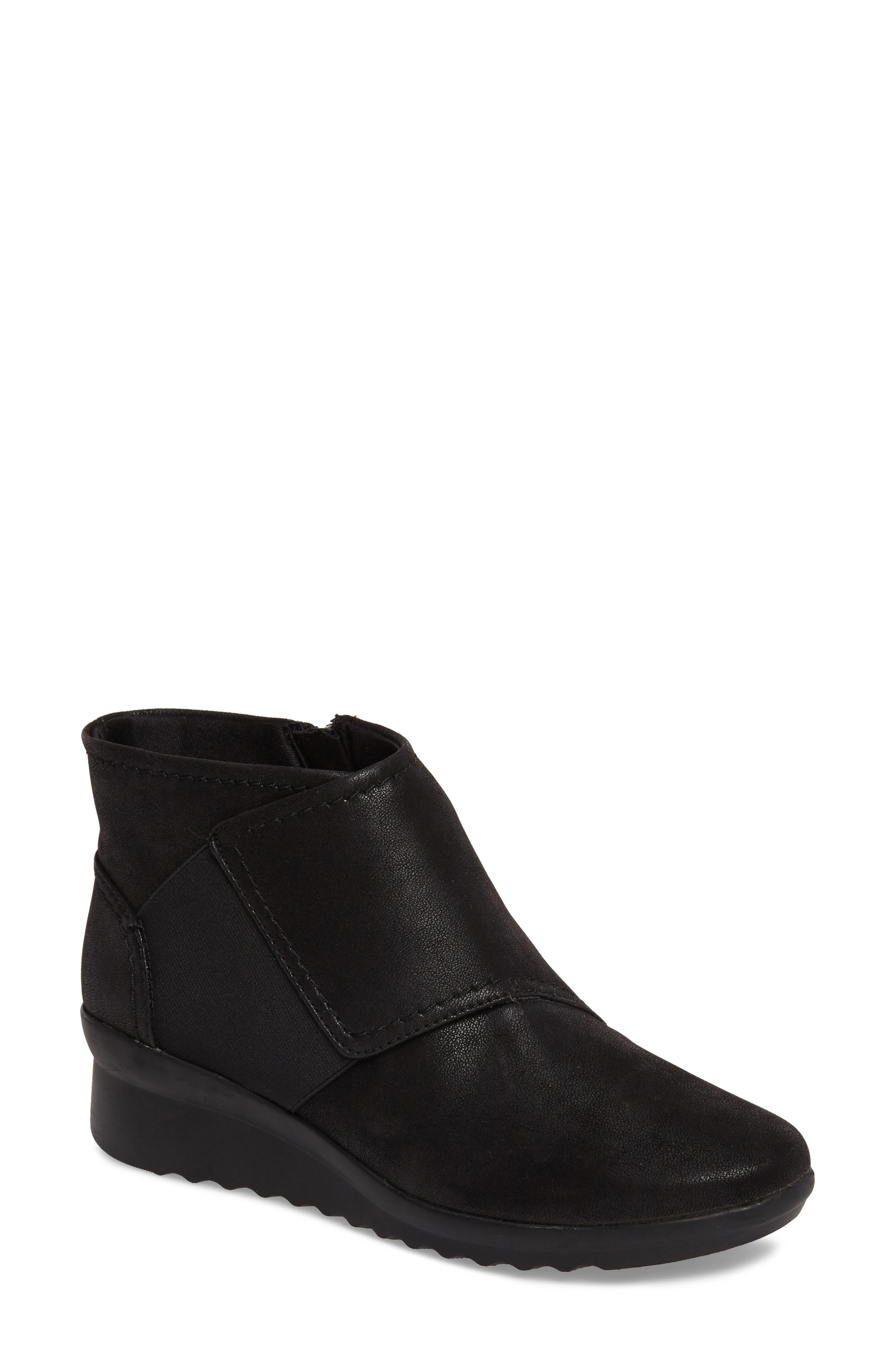 Caddell Rush Bootie,                             Main thumbnail 1, color,