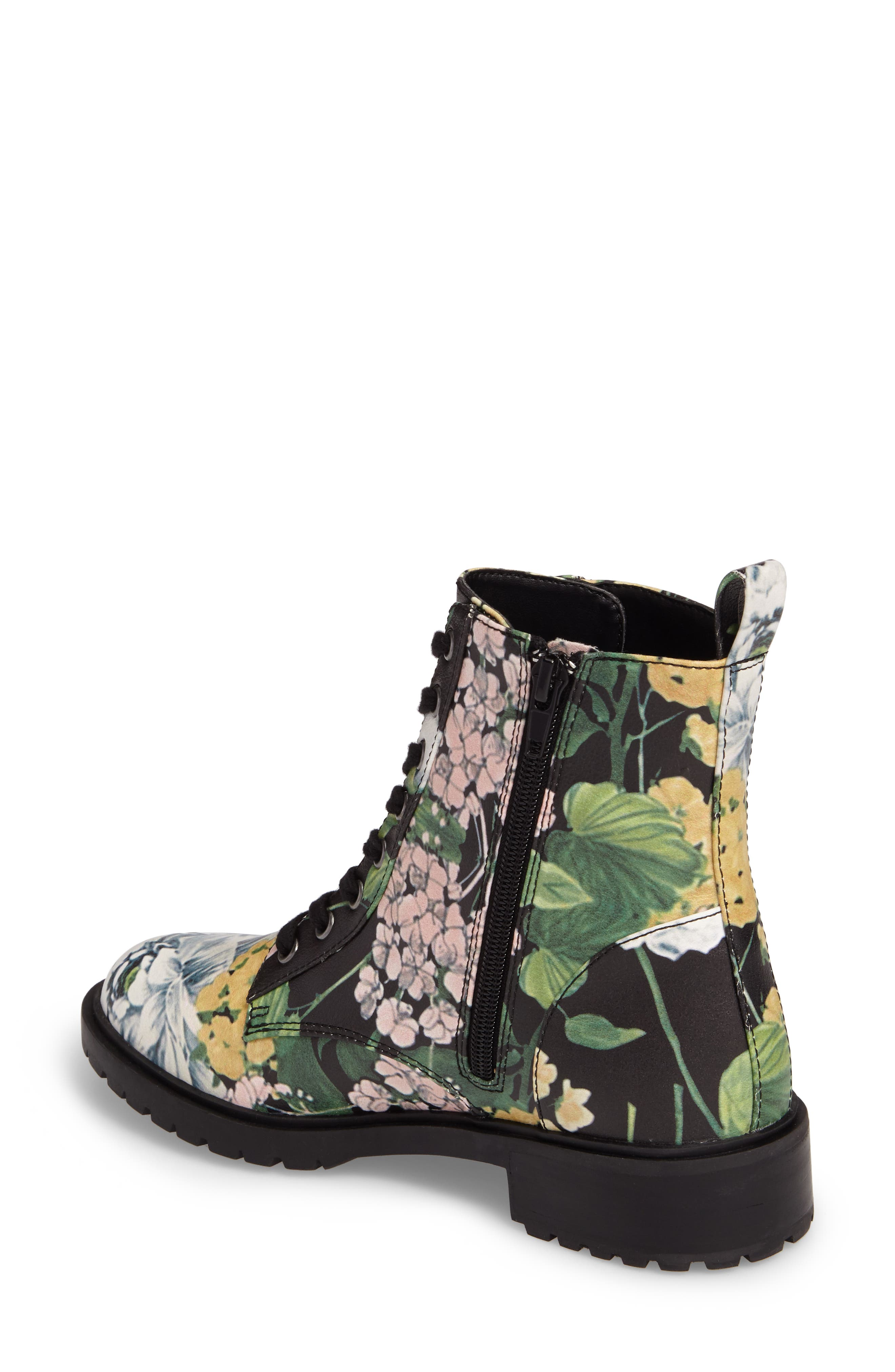Officer Combat Boot,                             Alternate thumbnail 4, color,