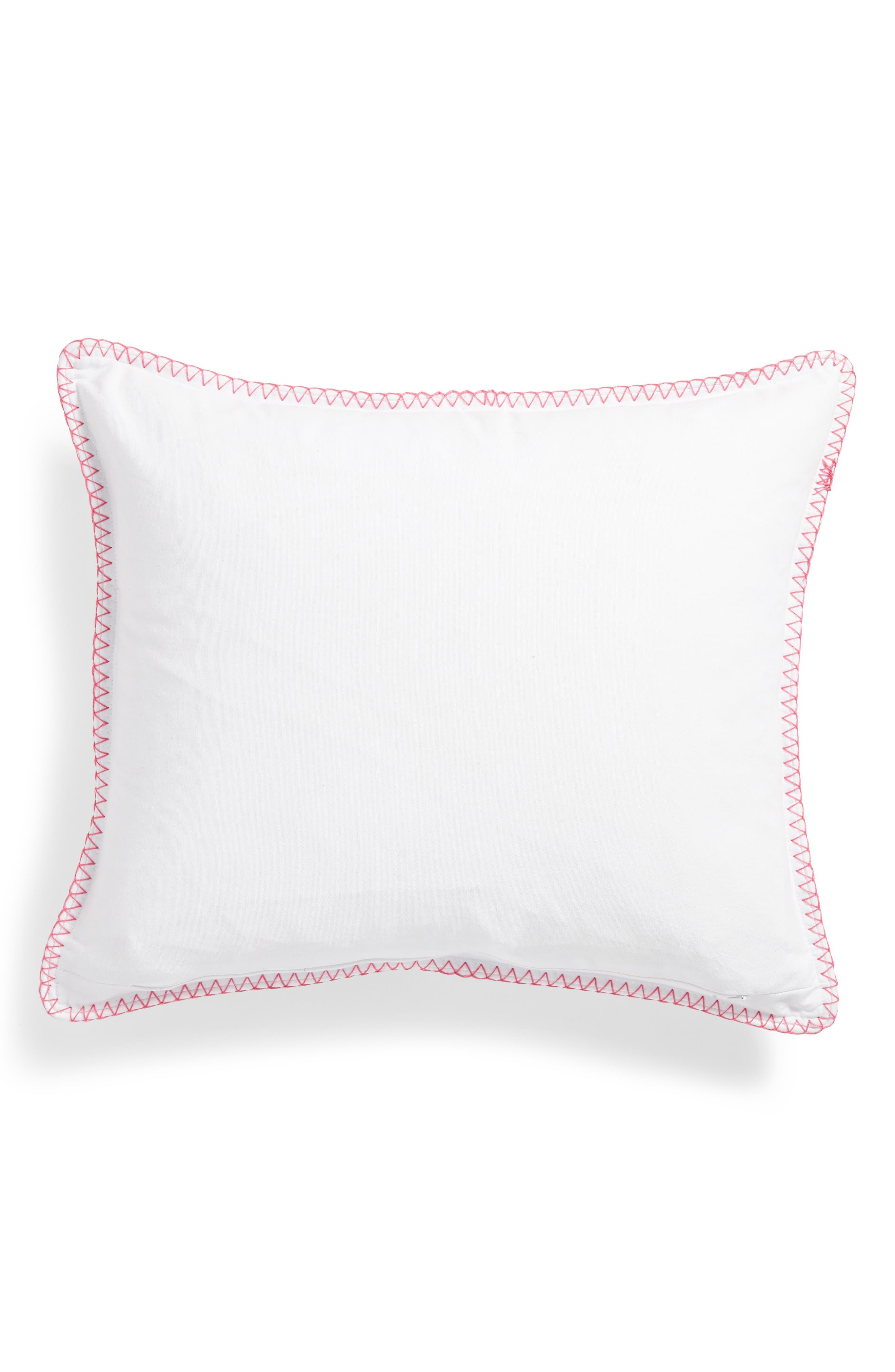 Smore & Smore Accent Pillow,                             Alternate thumbnail 2, color,                             100