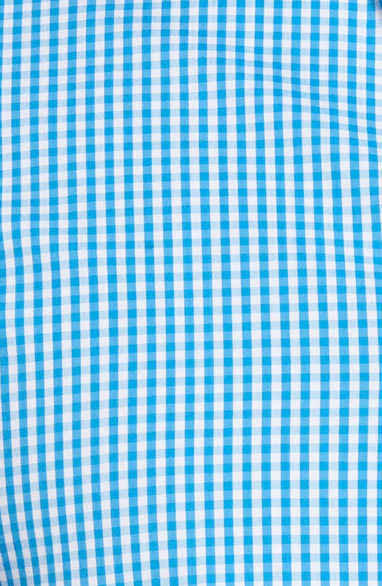 Augusta Classic Fit Check Sport Shirt,                             Alternate thumbnail 10, color,