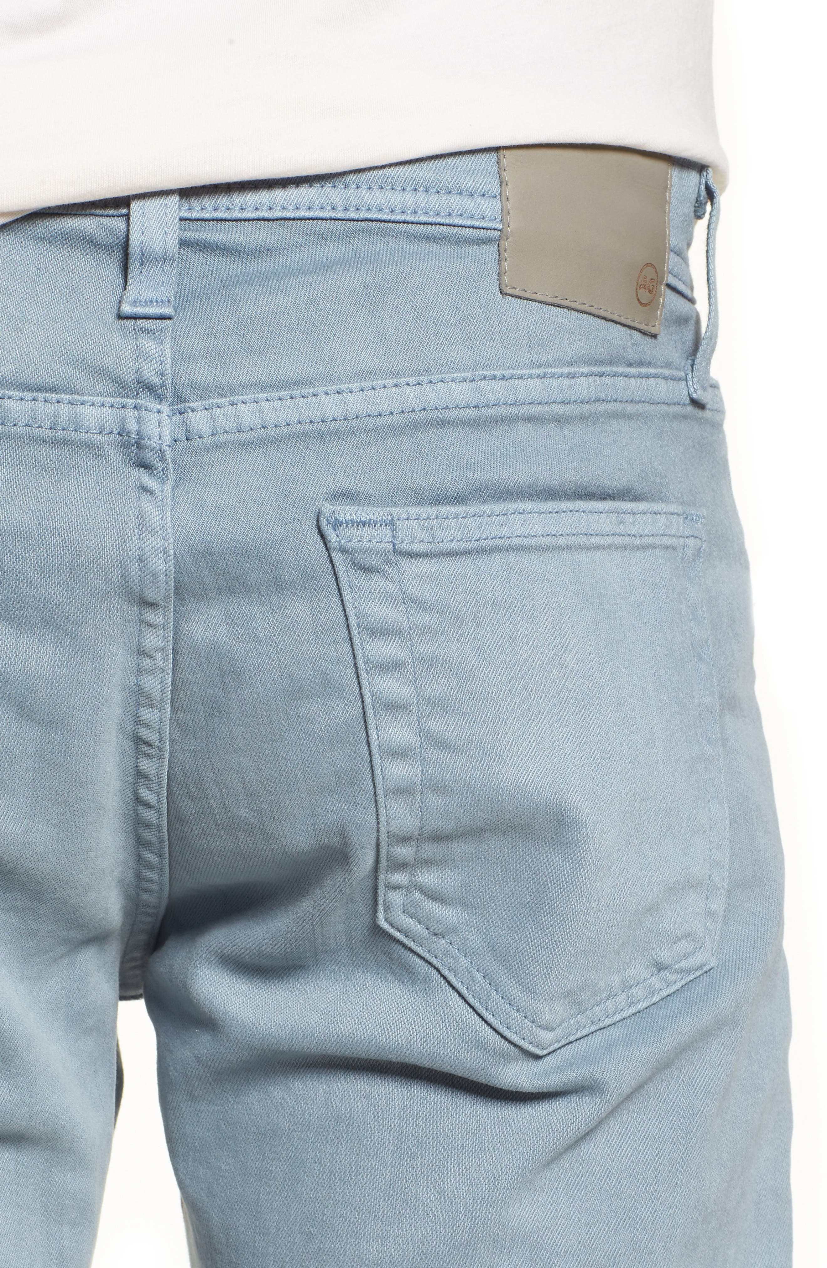 Tellis Slim Fit Jeans,                             Alternate thumbnail 4, color,                             480