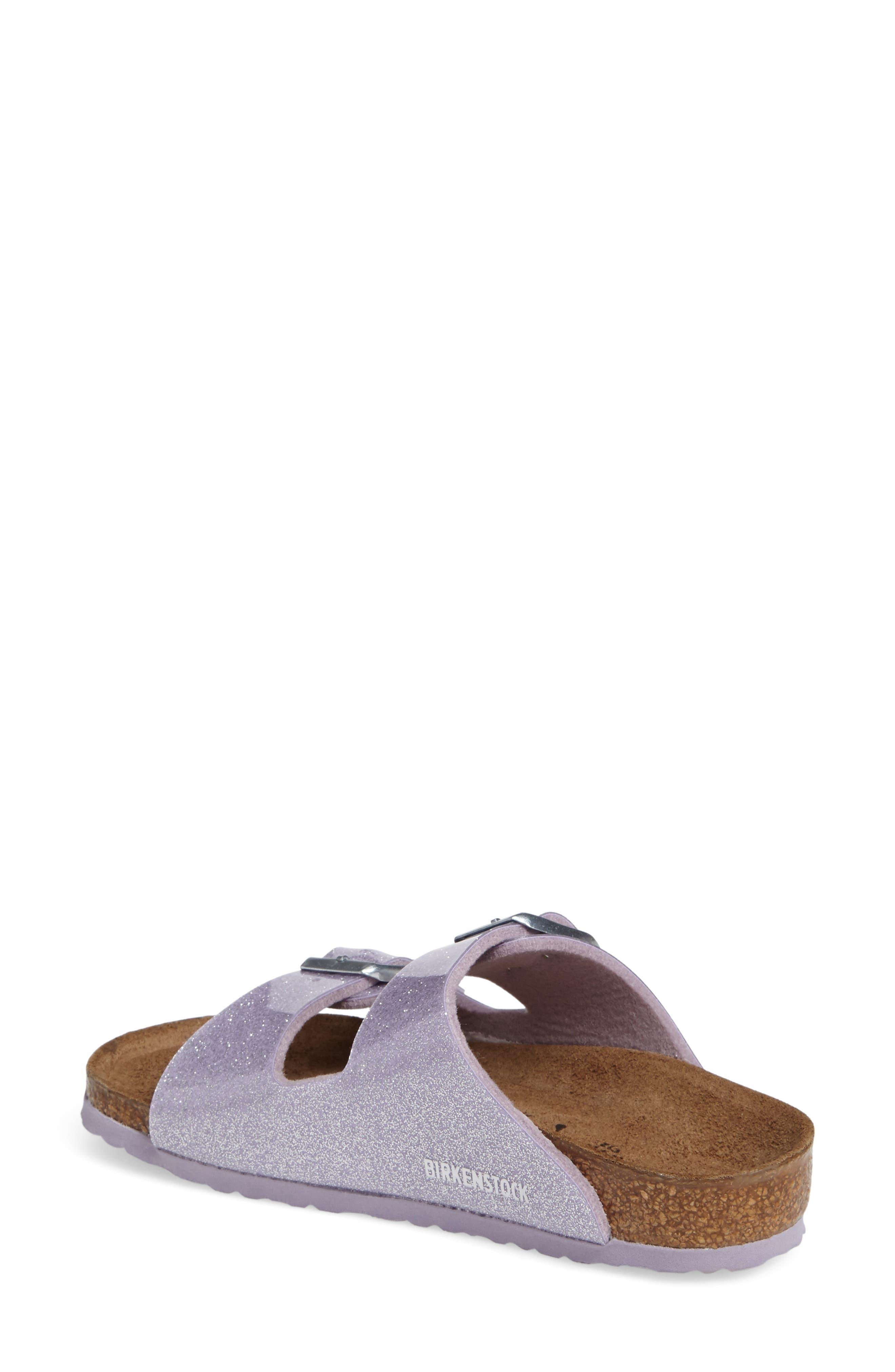 'Arizona Galaxy Birko-Flor' Slide Sandal,                             Alternate thumbnail 7, color,