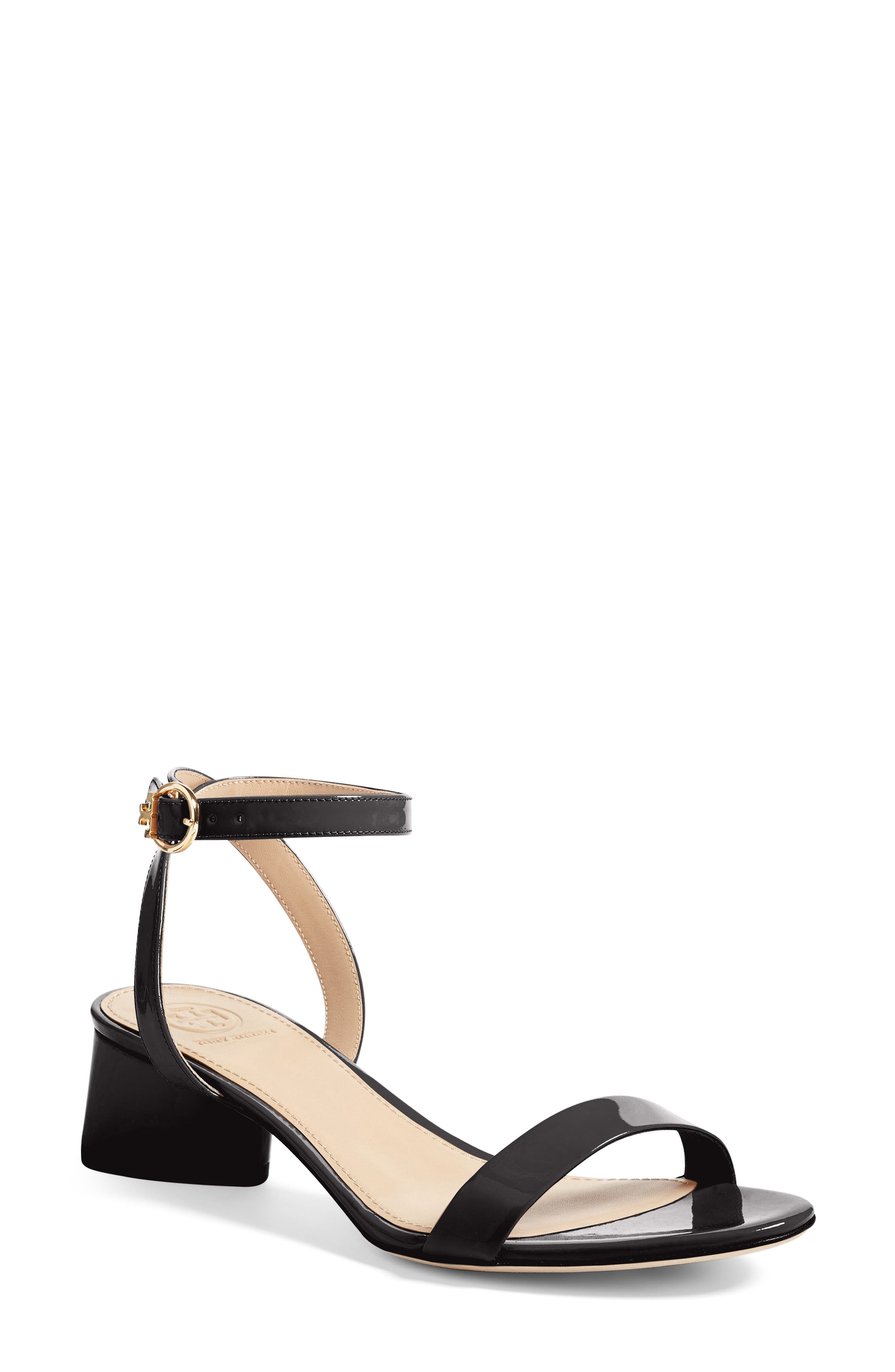 Elizabeth Block Heel Sandal,                         Main,                         color,