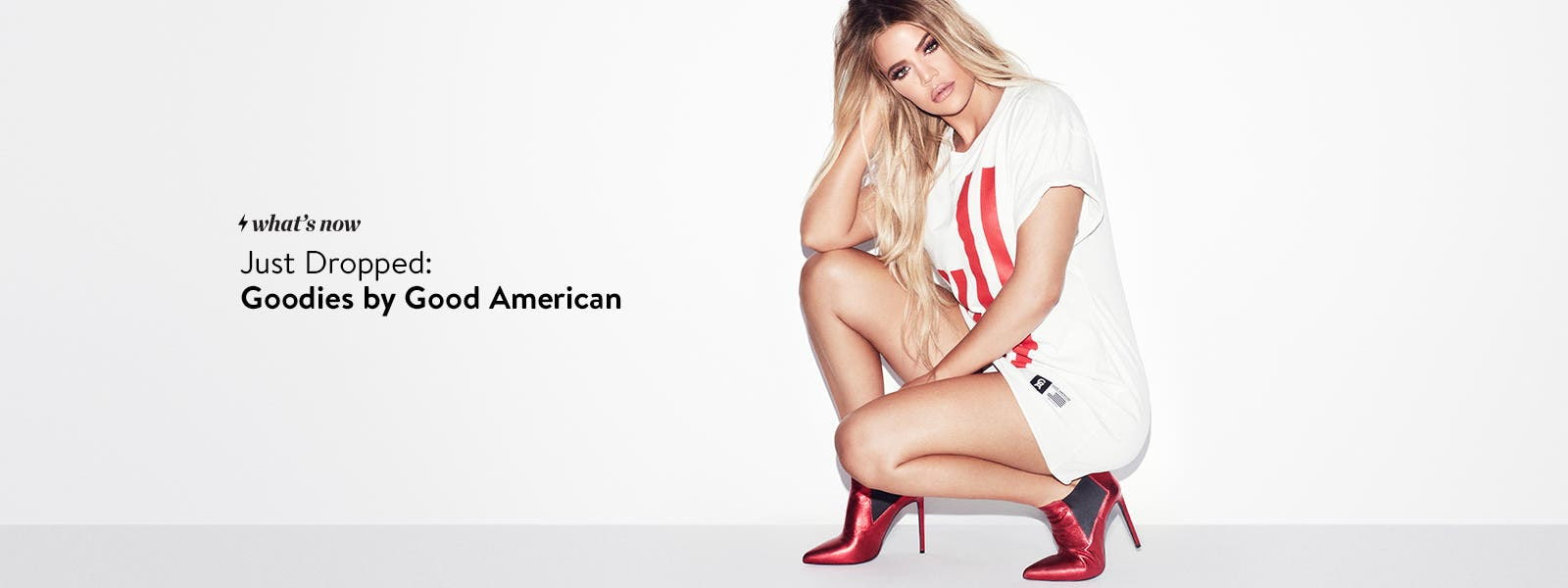 Just dropped: Goodies by Good American.